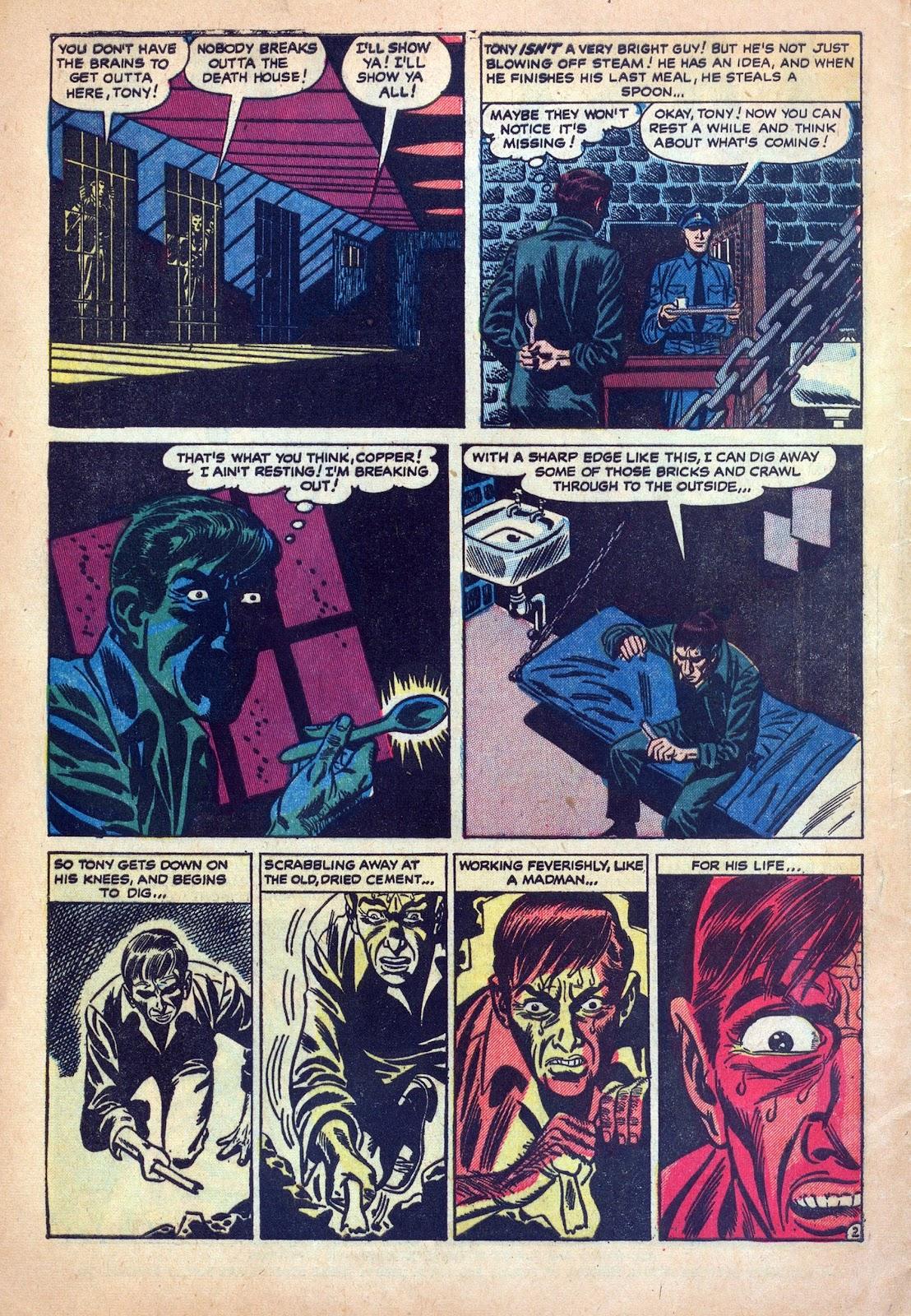 Spellbound (1952) issue 8 - Page 4