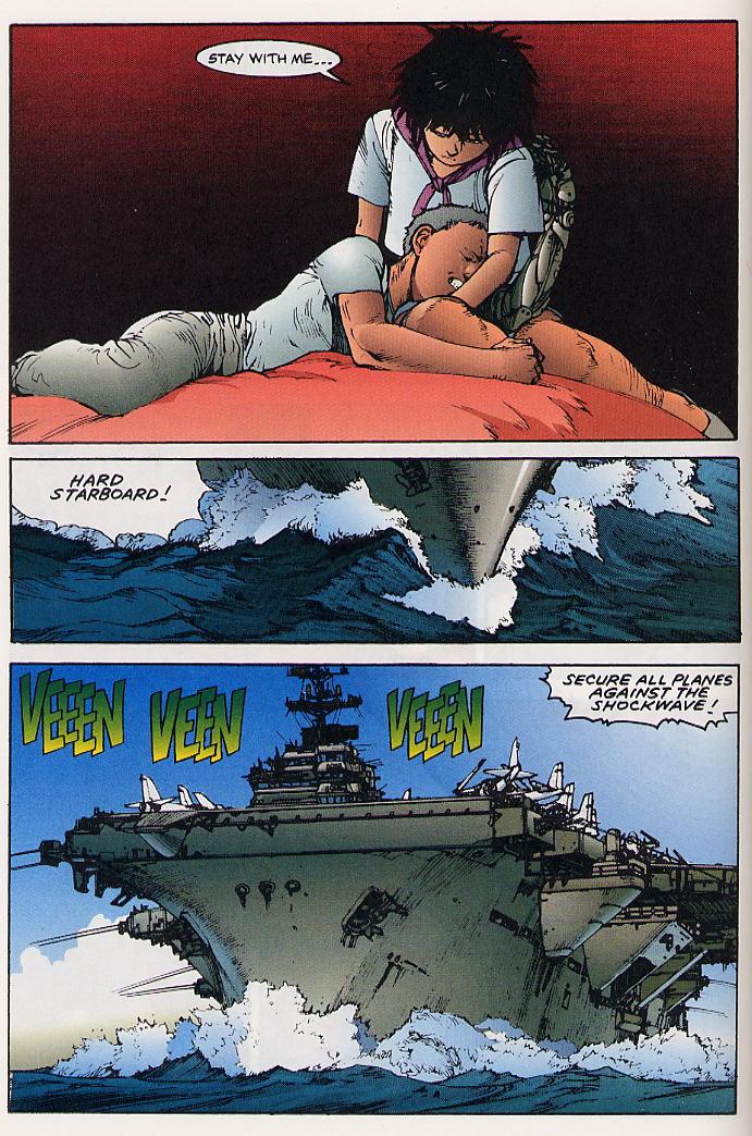 Read online Akira comic -  Issue #25 - 17