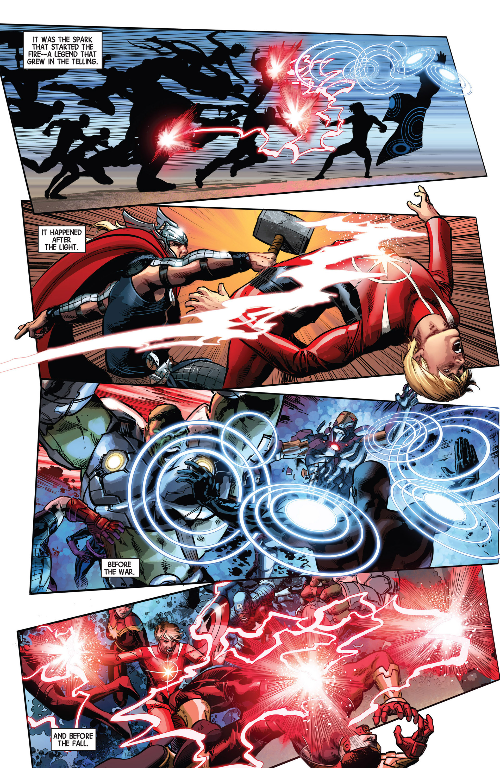 Read online Avengers (2013) comic -  Issue #9 - 18
