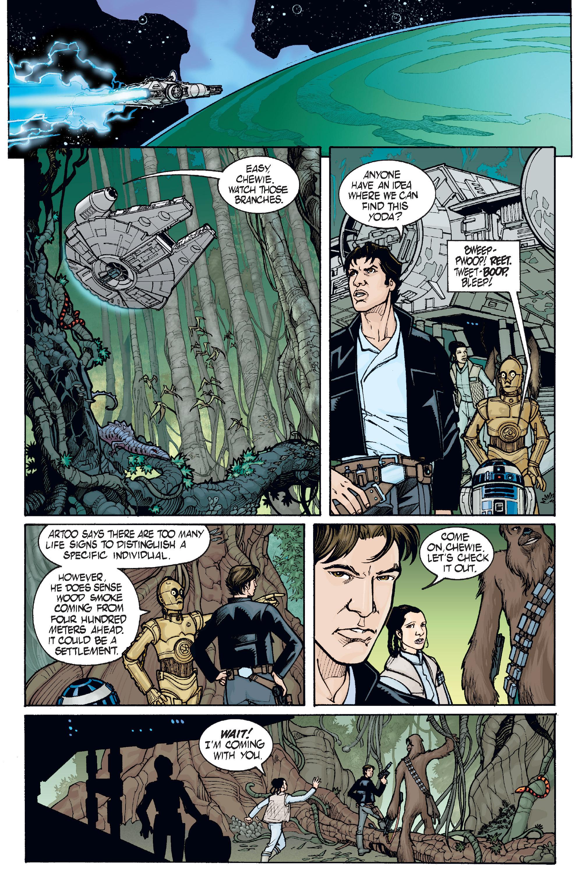 Read online Star Wars Omnibus comic -  Issue # Vol. 27 - 132