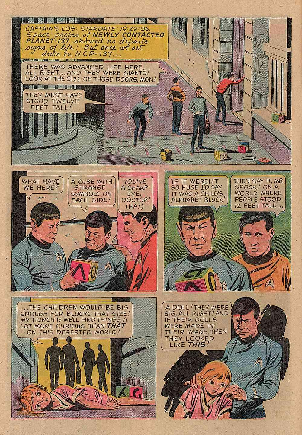 Star Trek (1967) issue 42 - Page 3