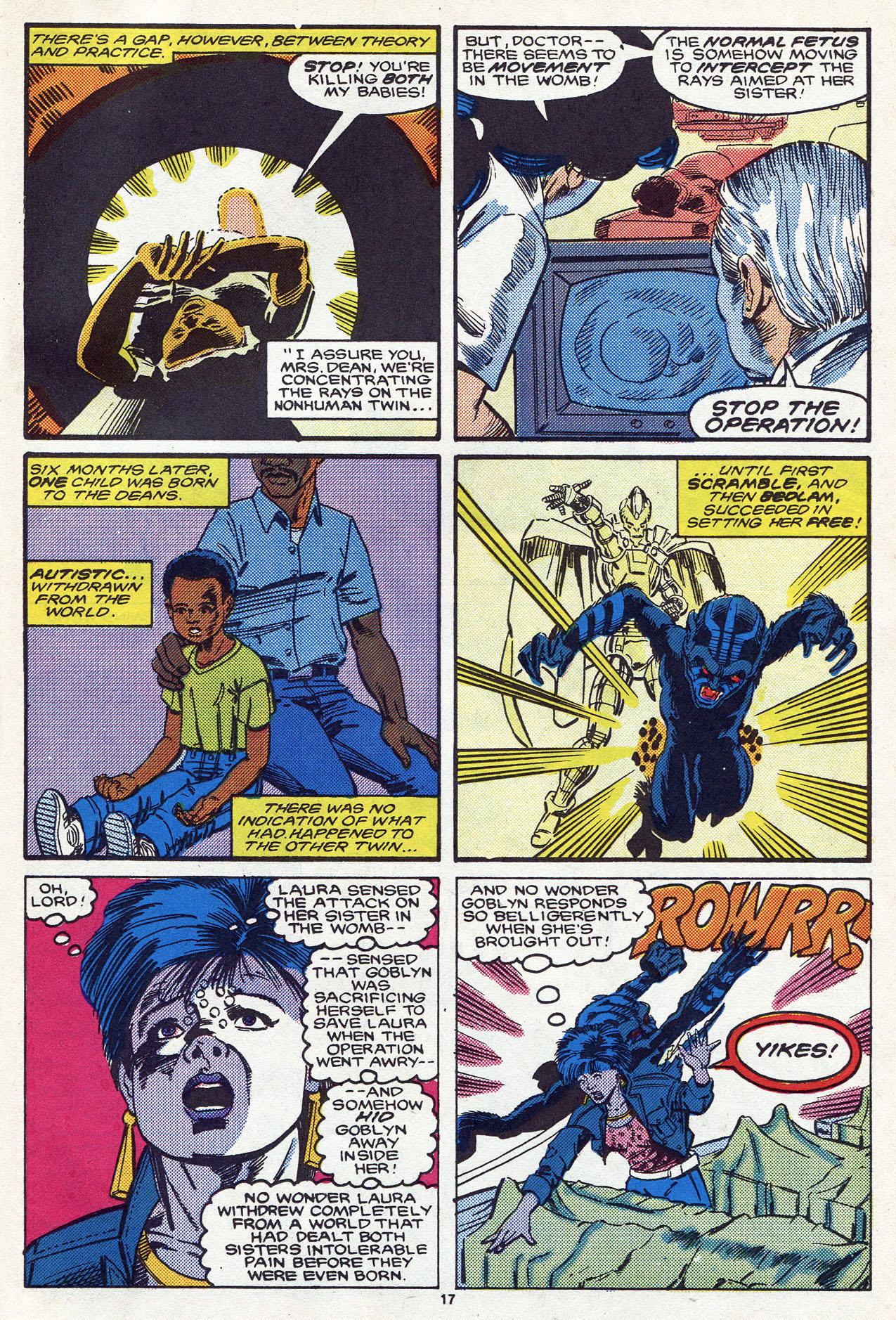 Read online Alpha Flight (1983) comic -  Issue #54 - 24