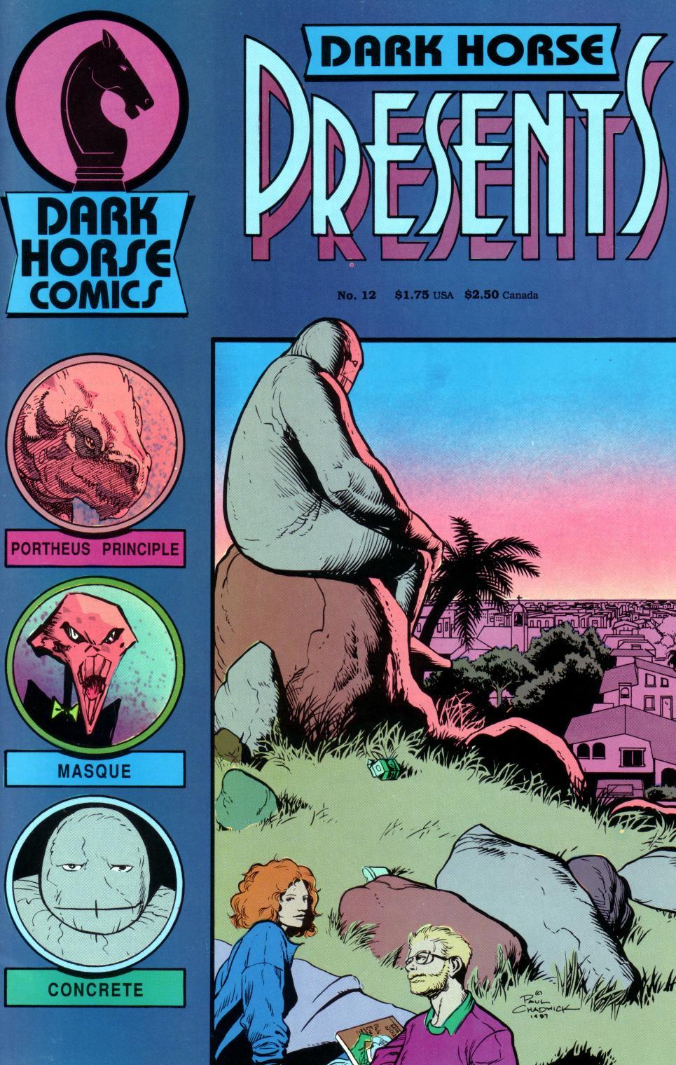 Dark Horse Presents (1986) 12 Page 1