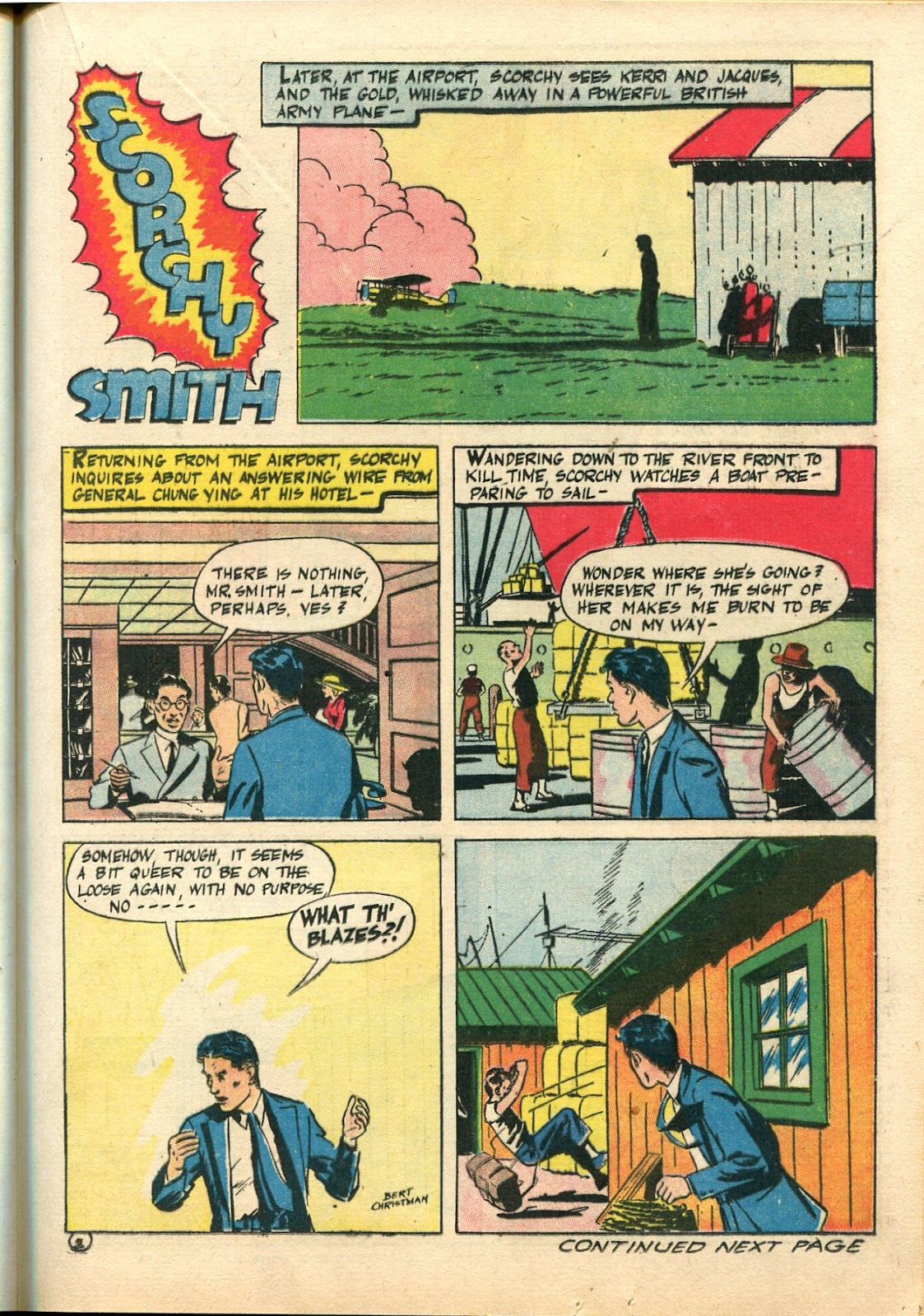 Read online Famous Funnies comic -  Issue #113 - 5