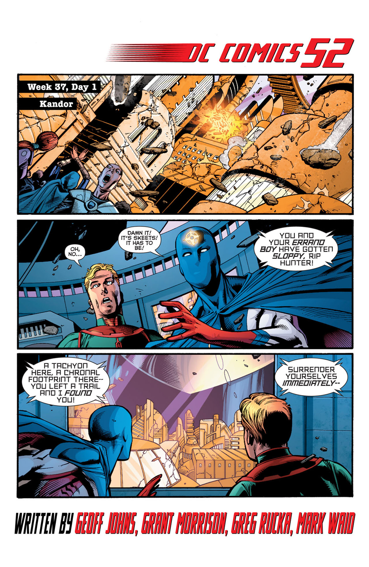 Read online 52 comic -  Issue #37 - 3