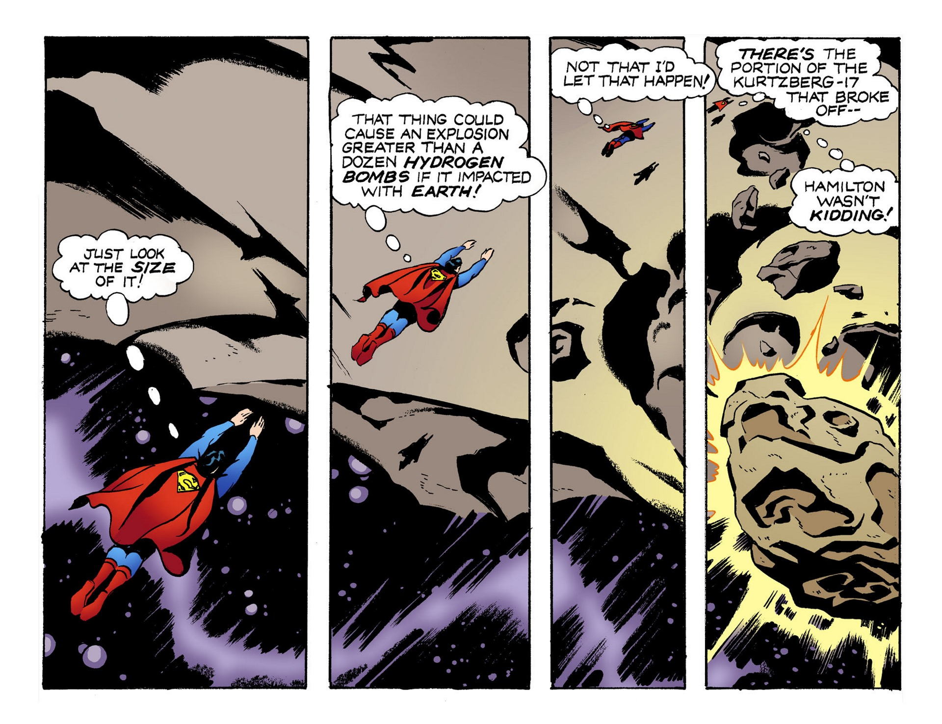 Read online Adventures of Superman [I] comic -  Issue #51 - 5