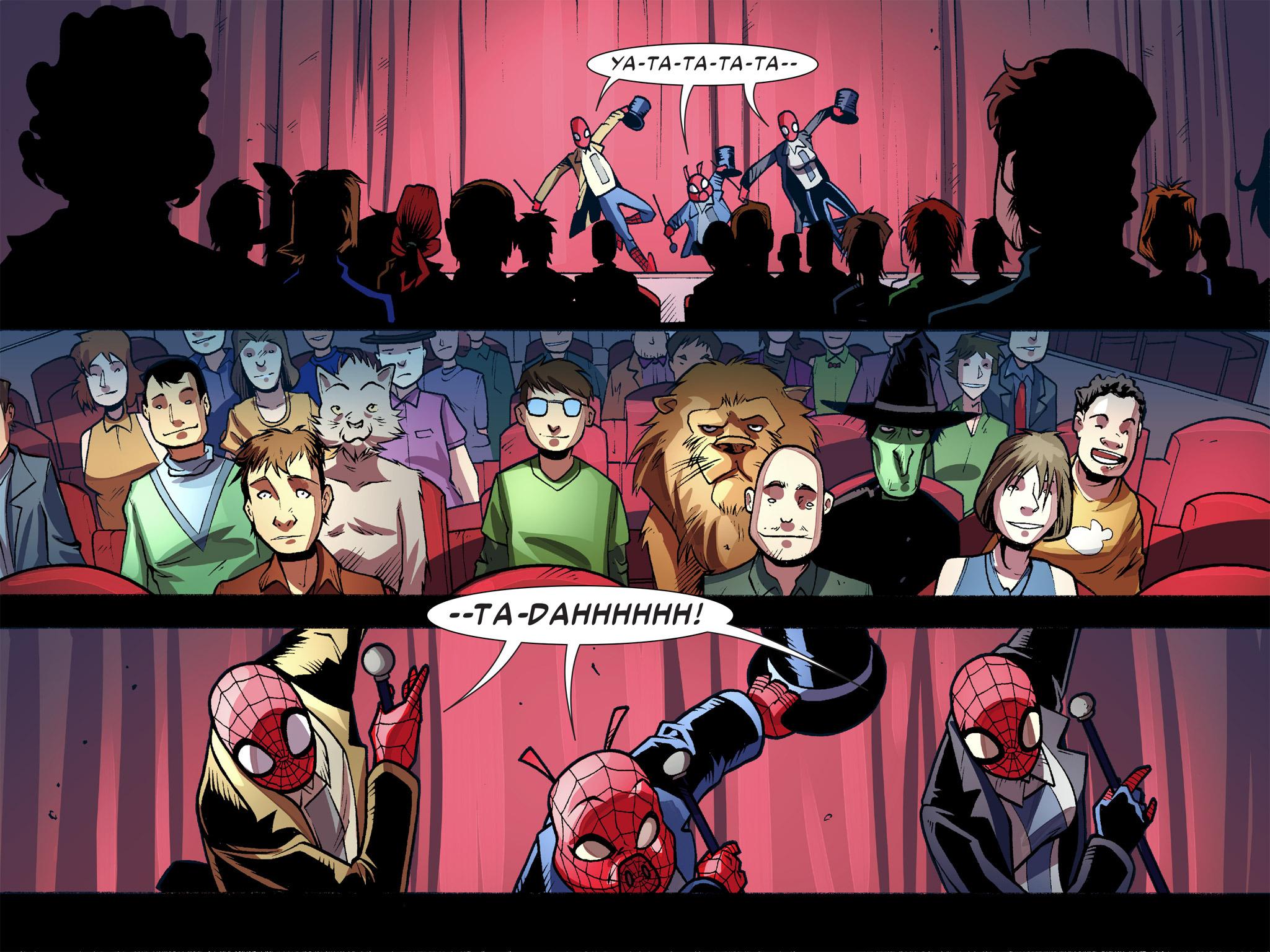 Read online Ultimate Spider-Man (Infinite Comics) (2016) comic -  Issue #10 - 52