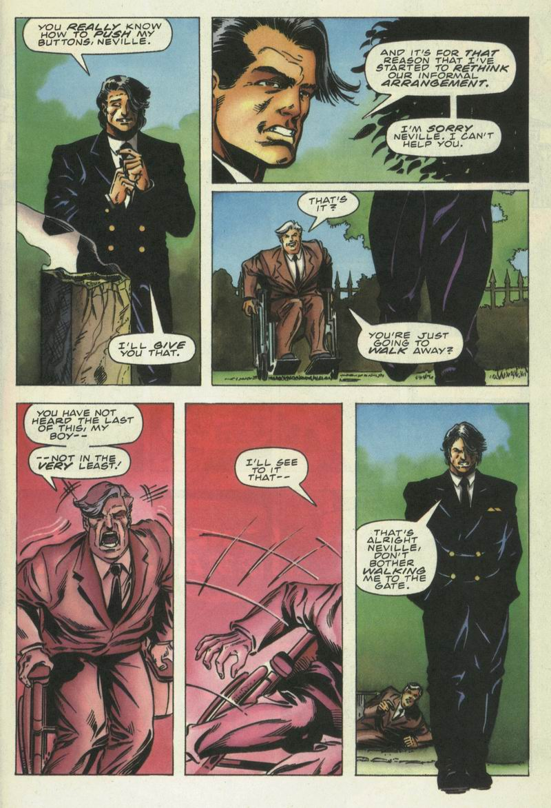 Read online Secret Weapons comic -  Issue #16 - 7