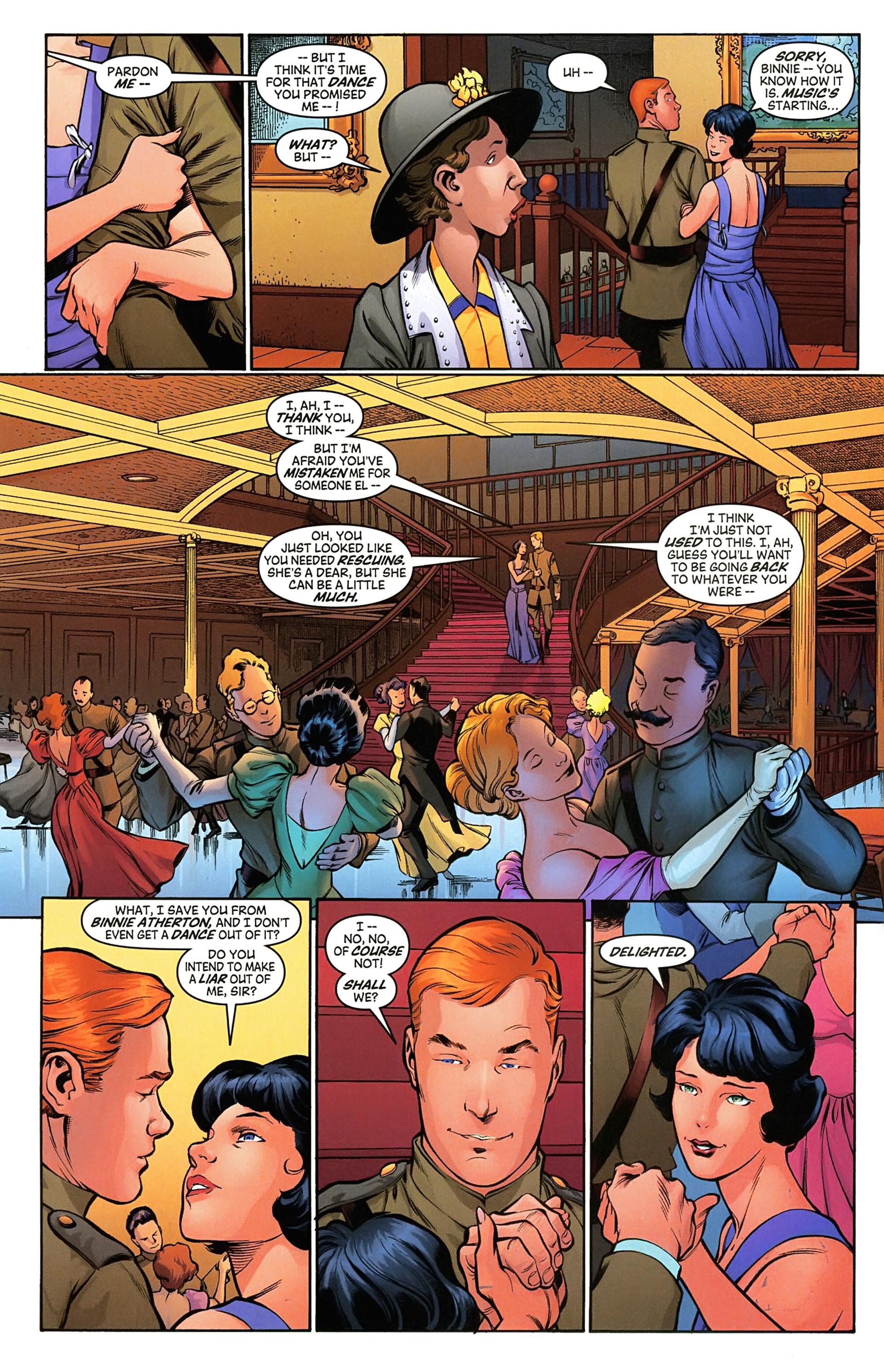 Read online Arrowsmith comic -  Issue #2 - 5