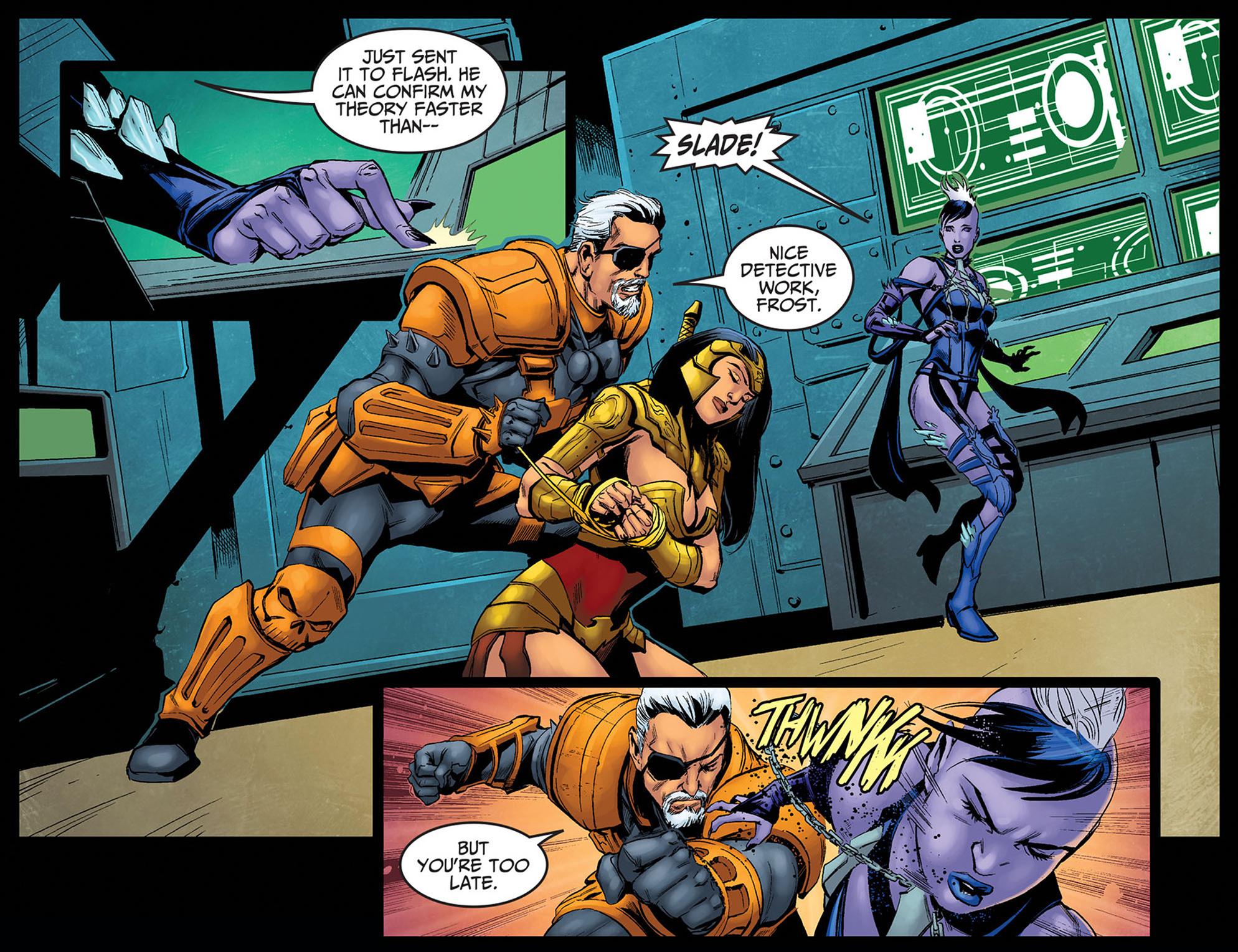 Read online Injustice: Ground Zero comic -  Issue #14 - 20