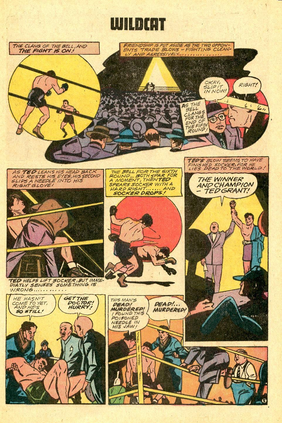 Read online Secret Origins (1973) comic -  Issue #3 - 28
