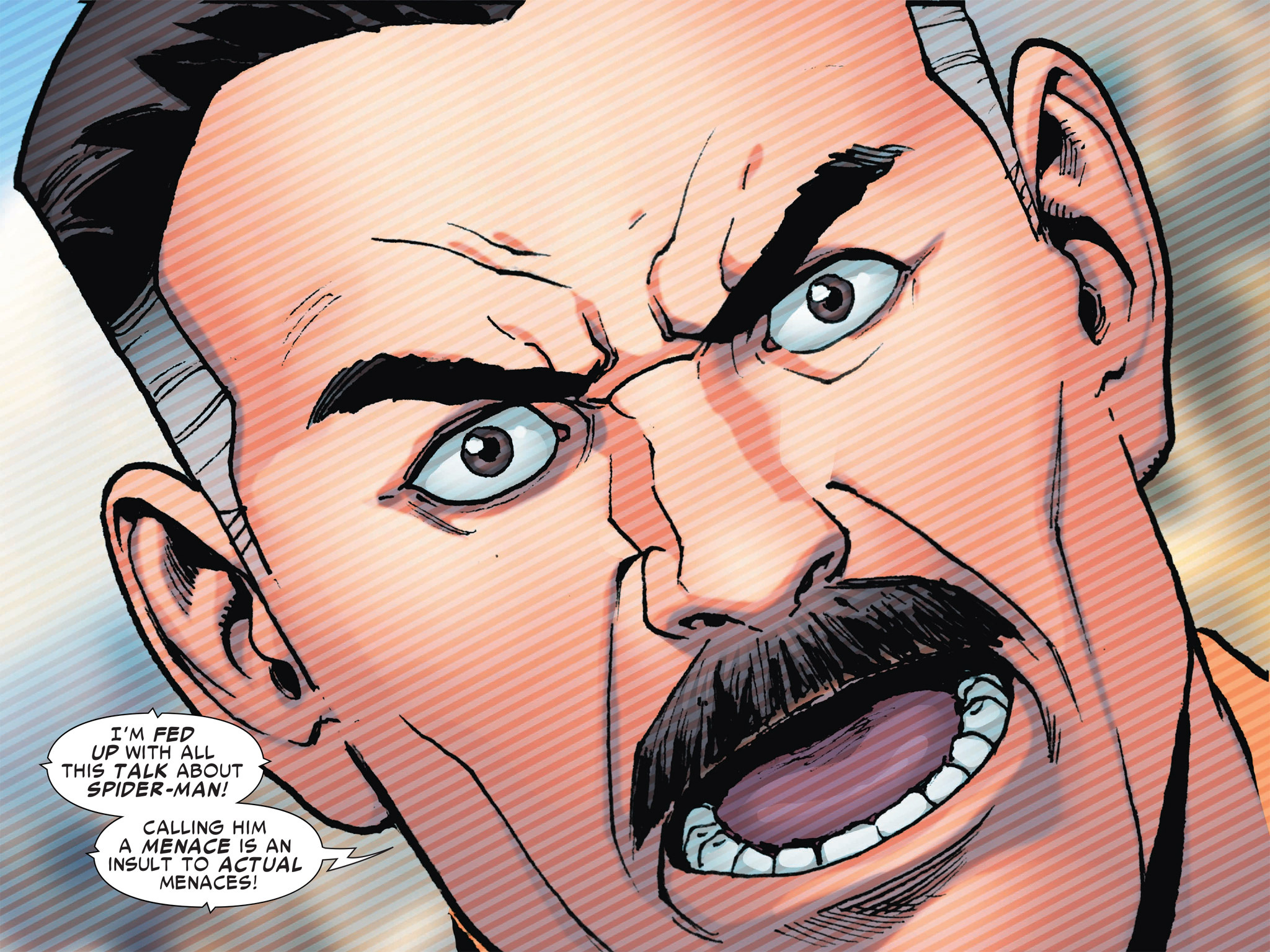 Read online Ultimate Spider-Man (Infinite Comics) (2016) comic -  Issue #2 - 2