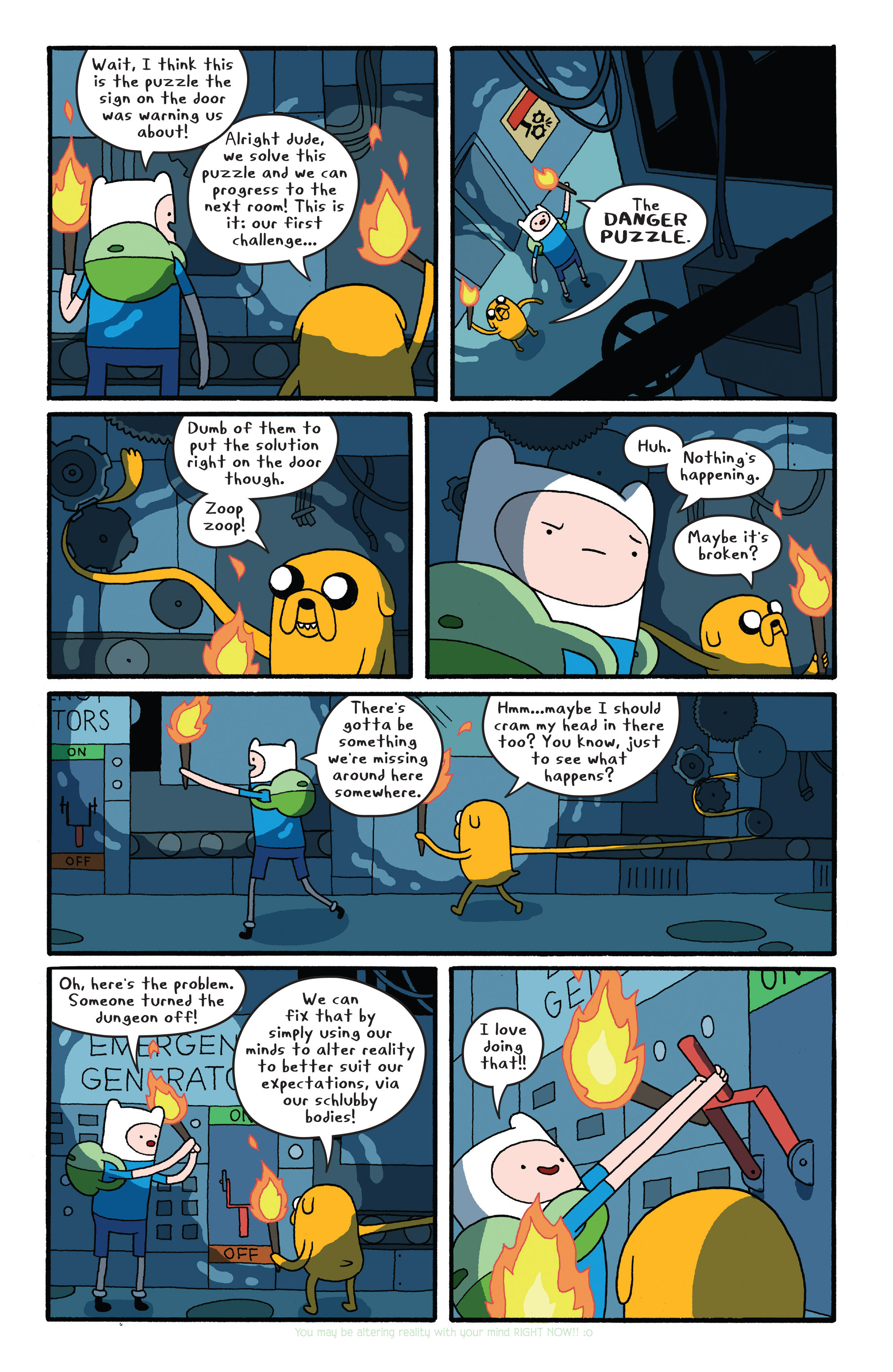 Read online Adventure Time comic -  Issue #Adventure Time _TPB 6 - 39