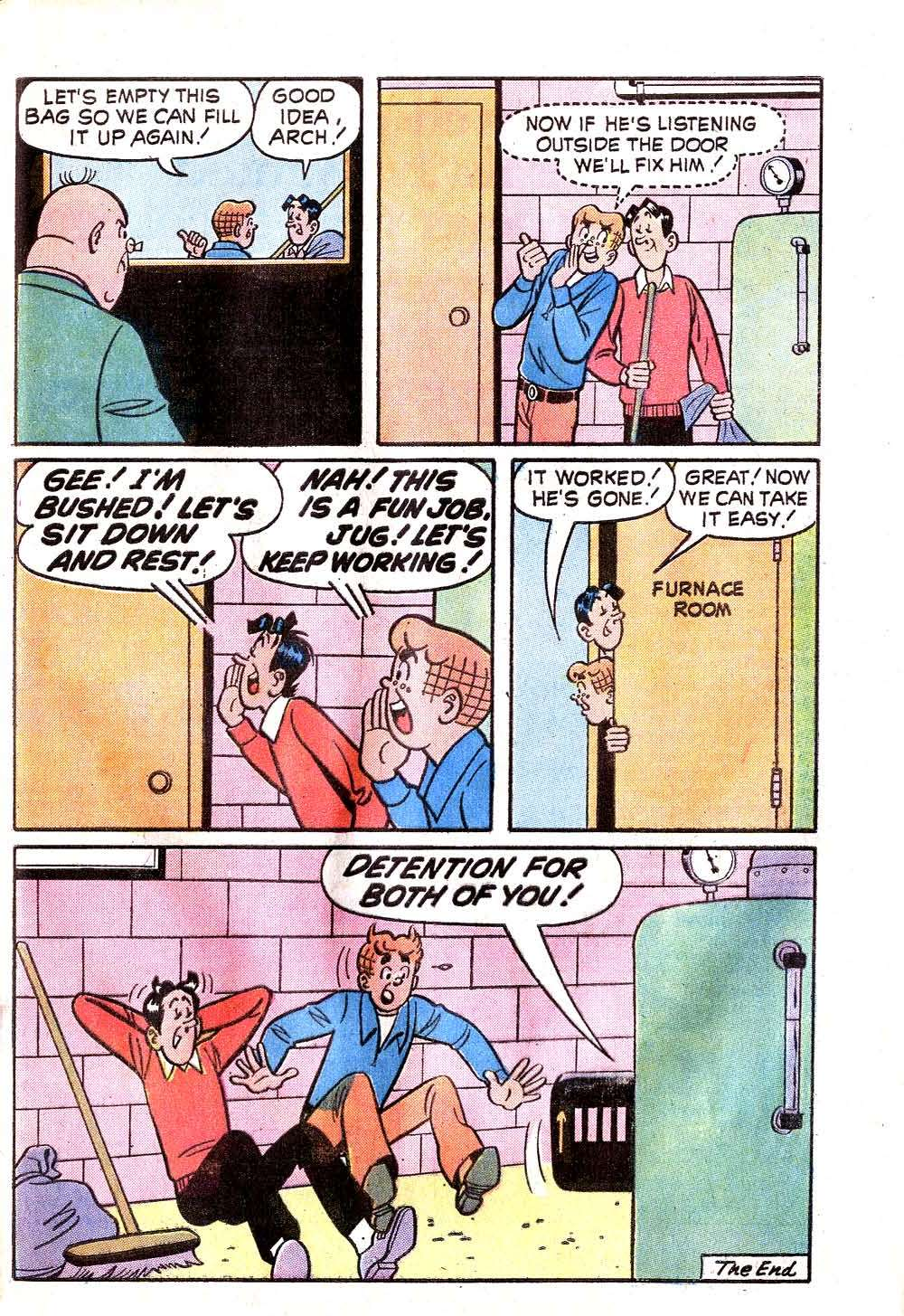 Read online Archie (1960) comic -  Issue #228 - 33