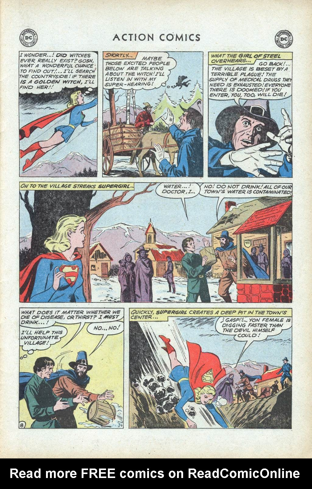 Read online Action Comics (1938) comic -  Issue #281 - 27