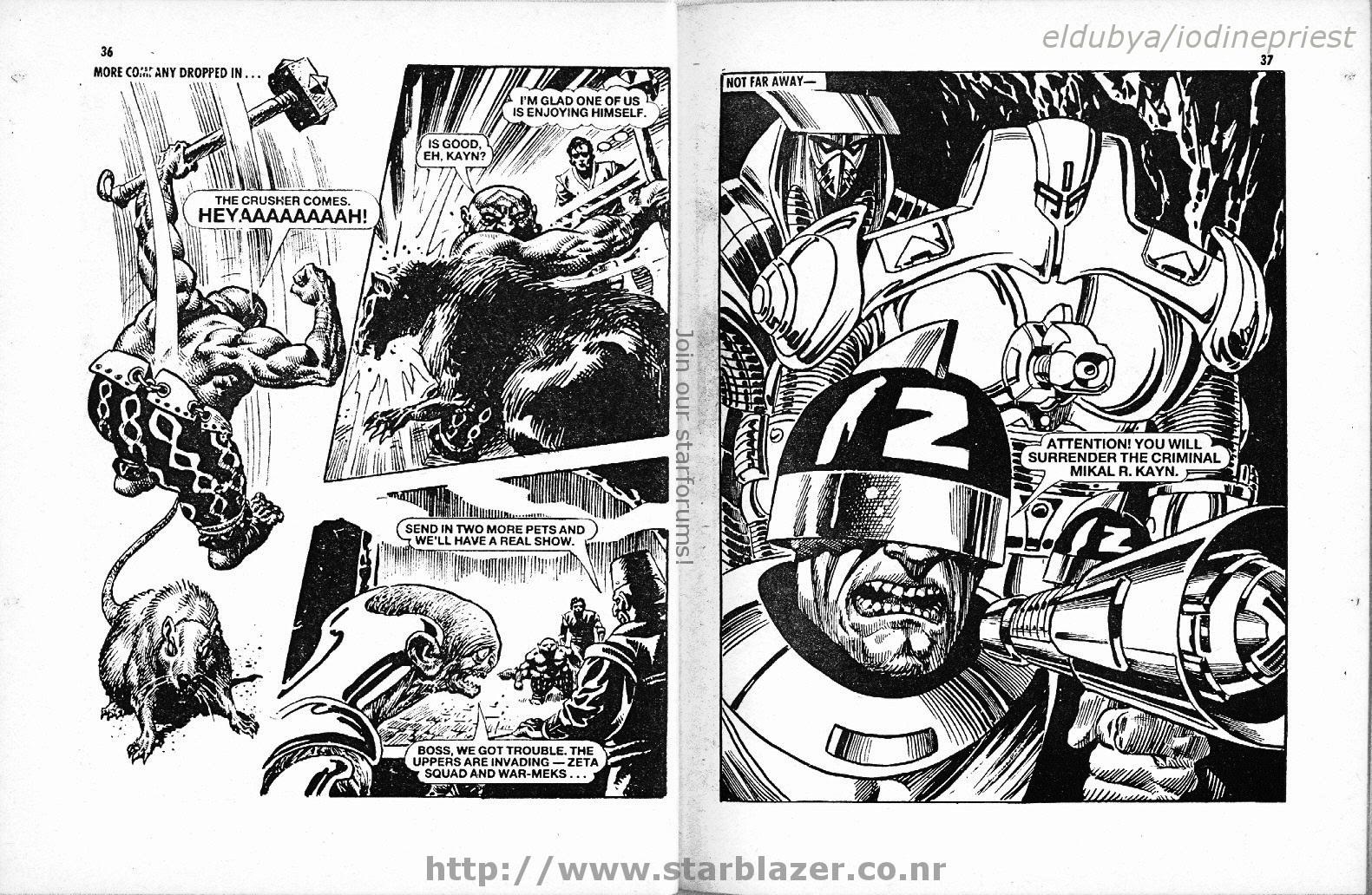 Starblazer issue 199 - Page 20