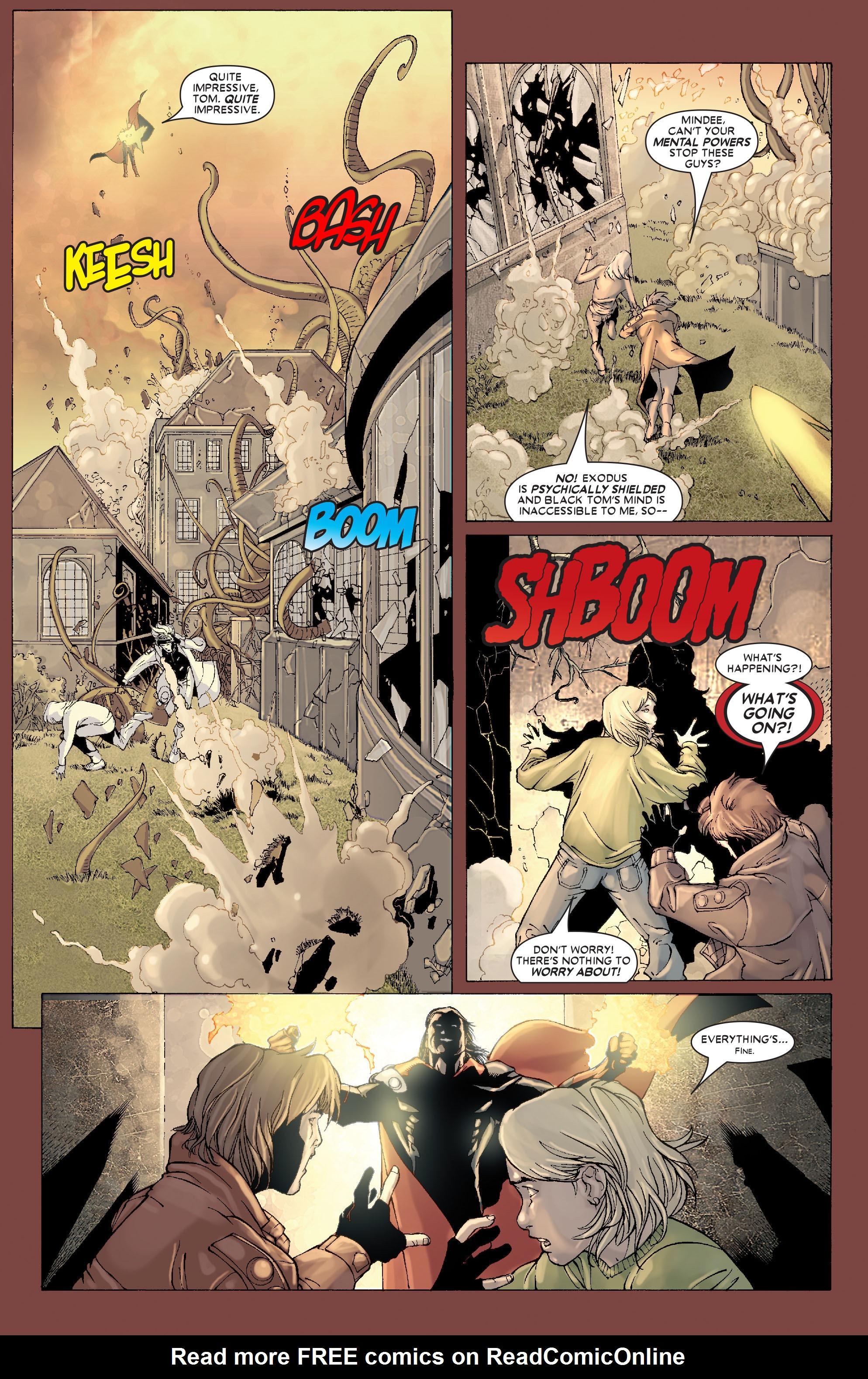 X-Men (1991) 163 Page 17