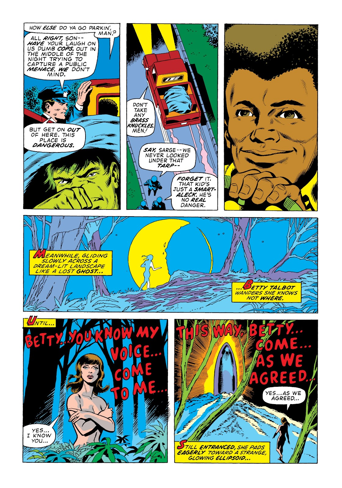 Read online Marvel Masterworks: The Incredible Hulk comic -  Issue # TPB 9 (Part 3) - 43
