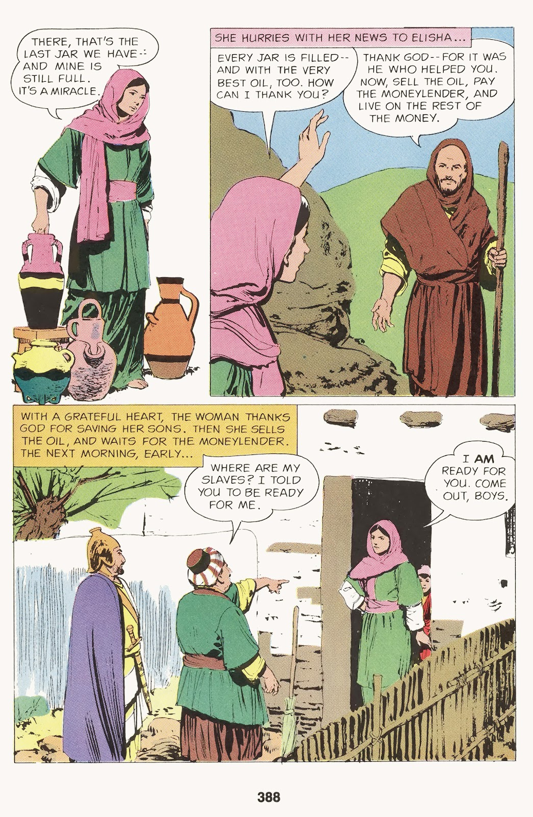 The Picture Bible issue TPB (Part 4) - Page 91