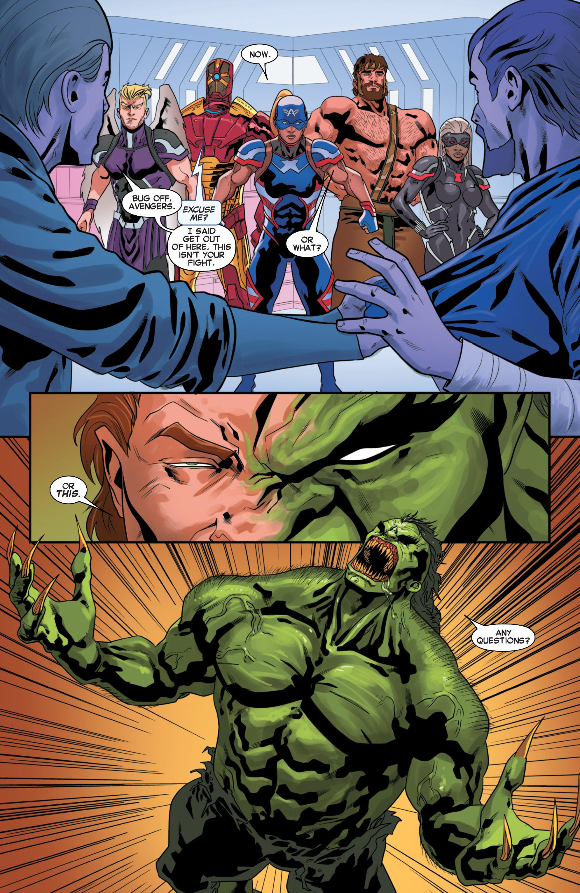 Read online Secret Wars 2099 comic -  Issue #2 - 18