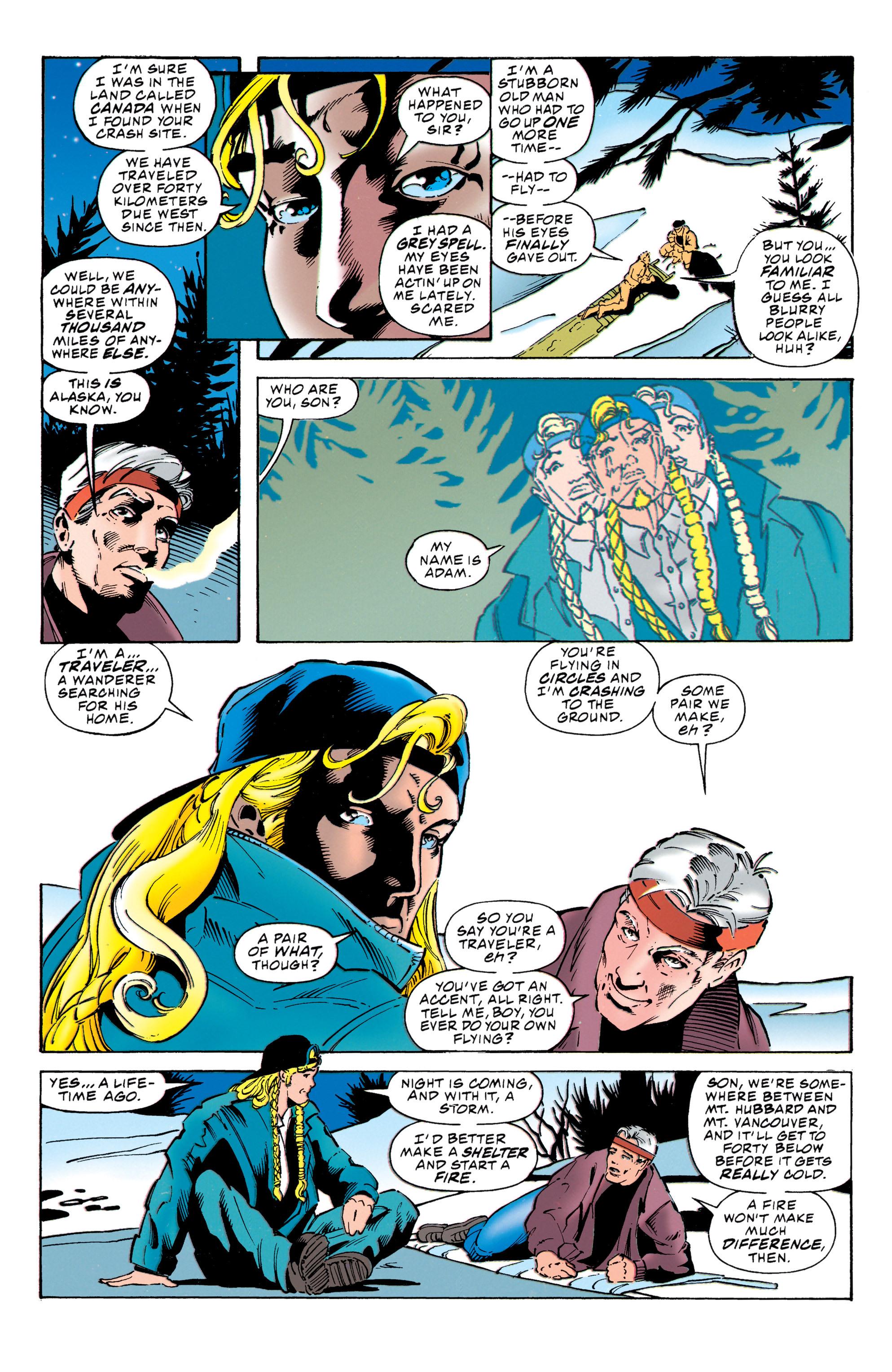 X-Men (1991) 39 Page 10