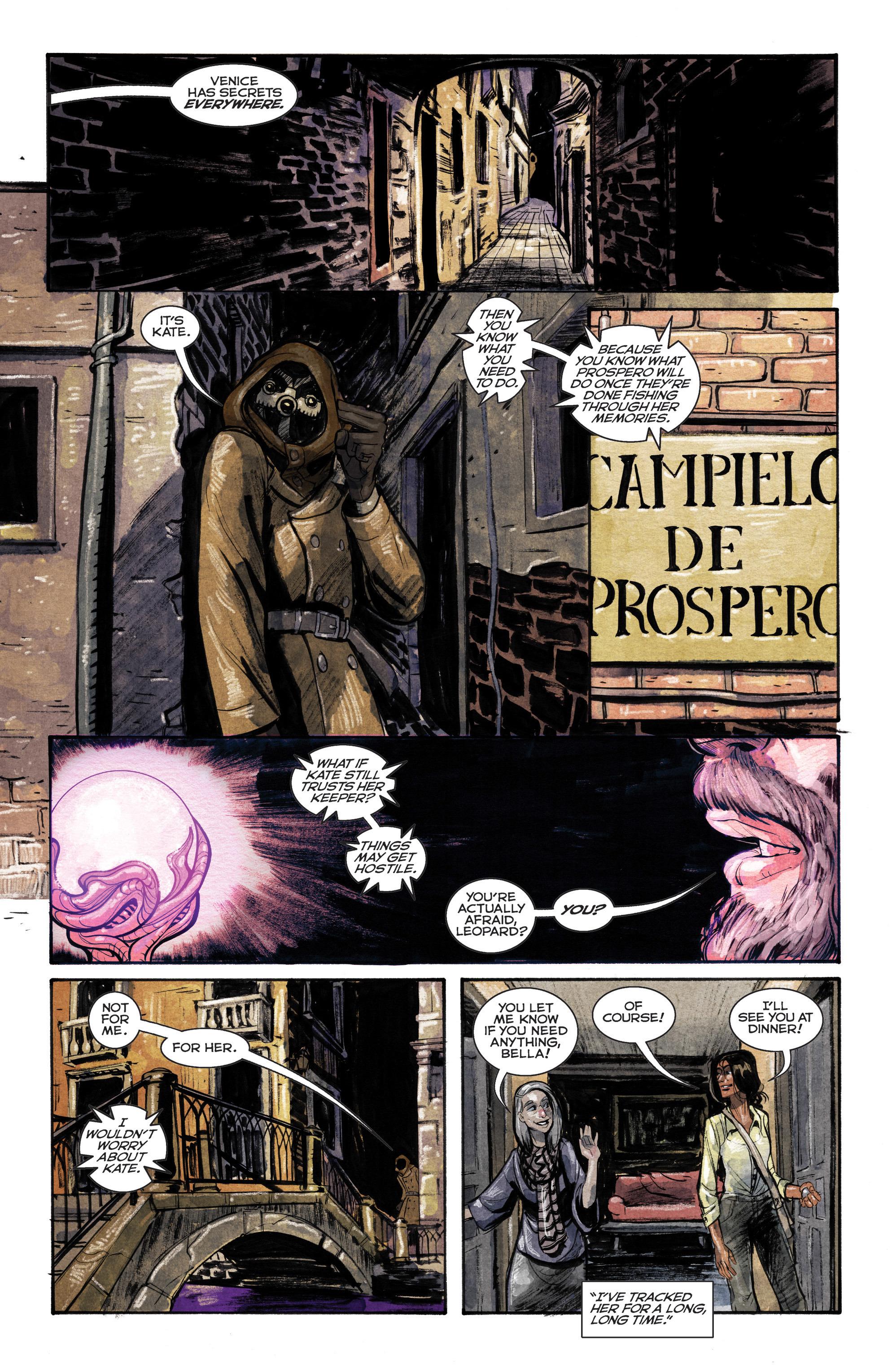 Read online Shutter comic -  Issue #13 - 10