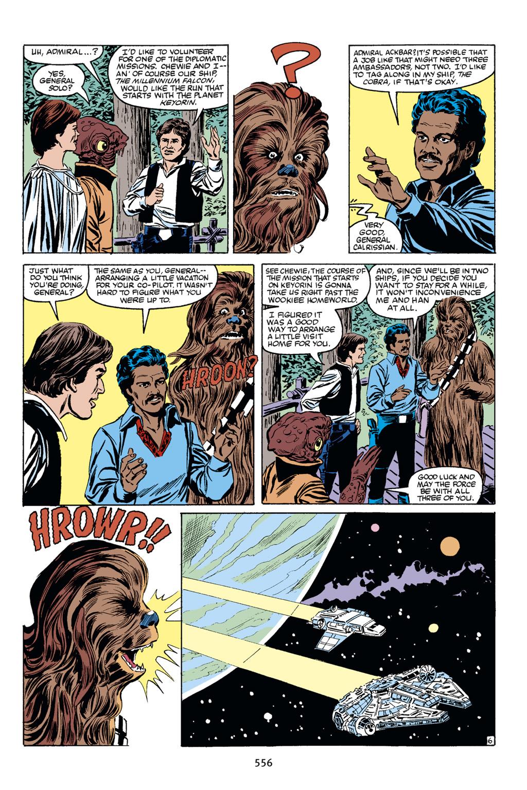 Read online Star Wars Omnibus comic -  Issue # Vol. 18.5 - 269