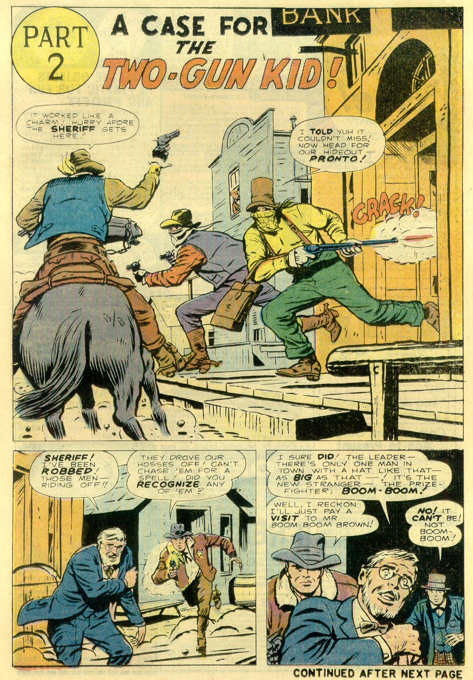 Read online Two-Gun Kid comic -  Issue #123 - 13