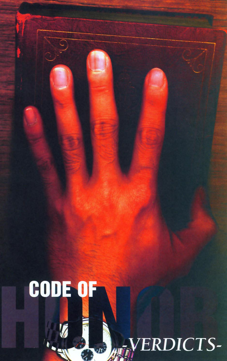 Read online Code of Honor comic -  Issue #2 - 49