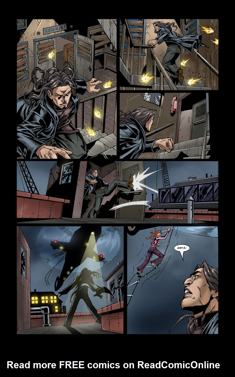 Read online Amazing Fantasy (2004) comic -  Issue #3 - 20