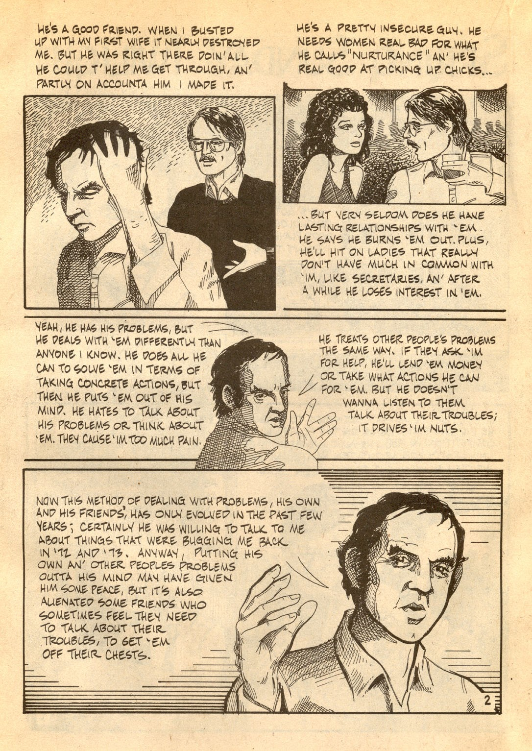 American Splendor (1976) issue 7 - Page 33
