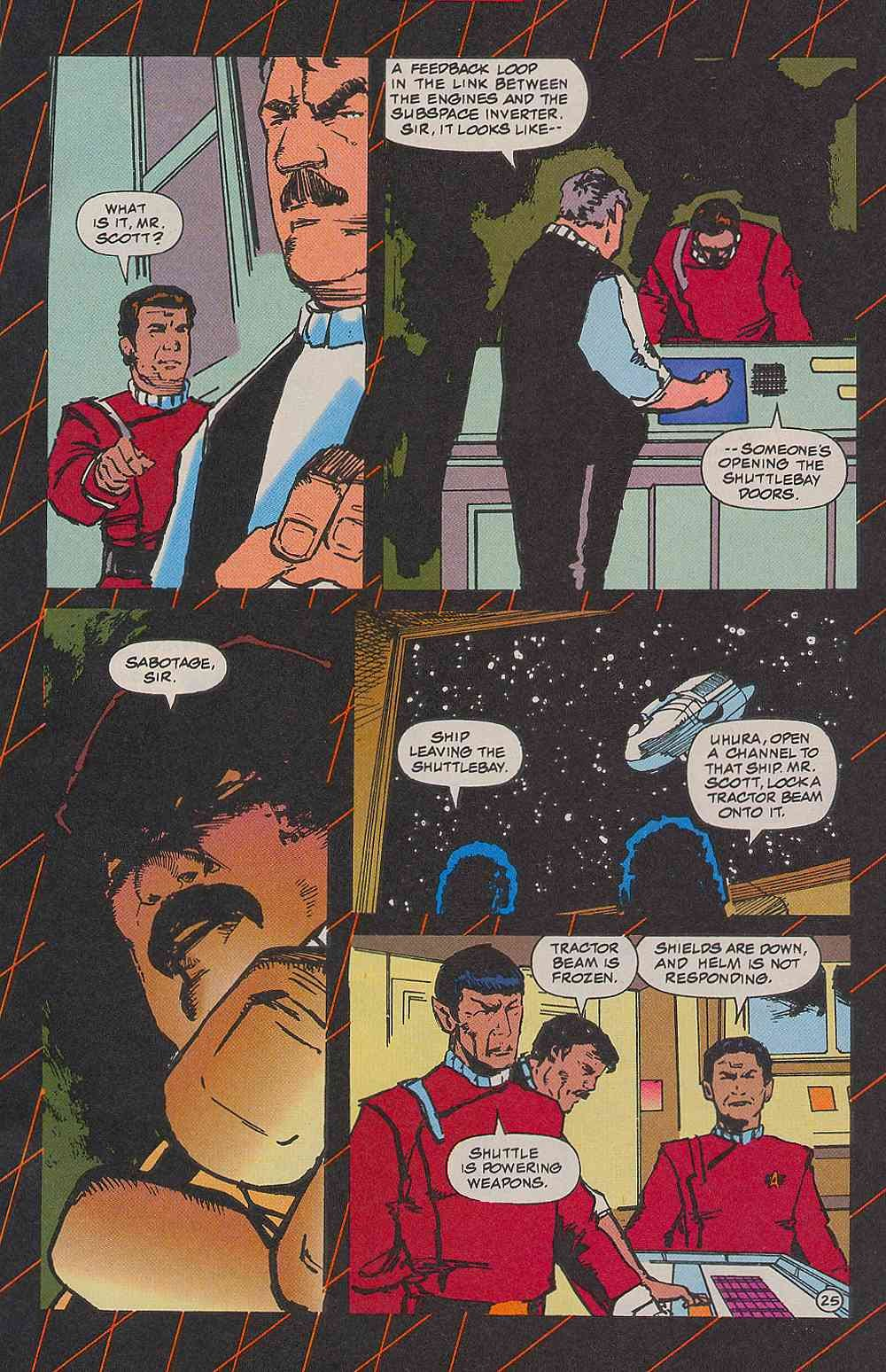 Read online Star Trek (1989) comic -  Issue # _Special 2 - 27