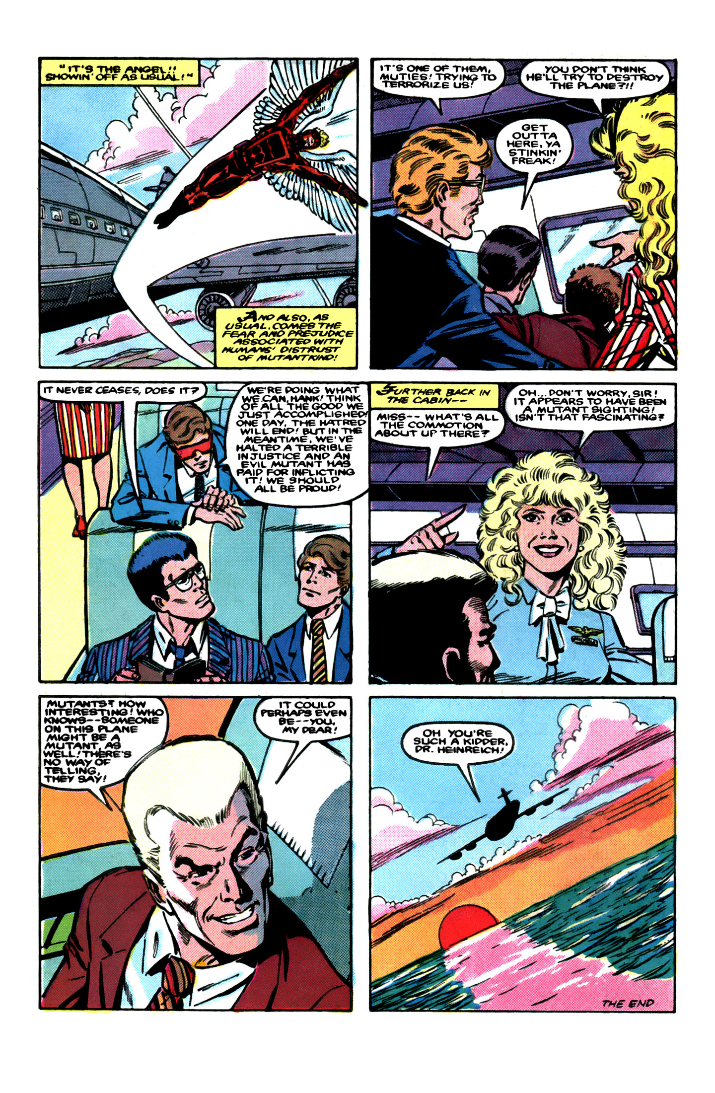 Read online X-Factor (1986) comic -  Issue # _ Annual 1 - 40