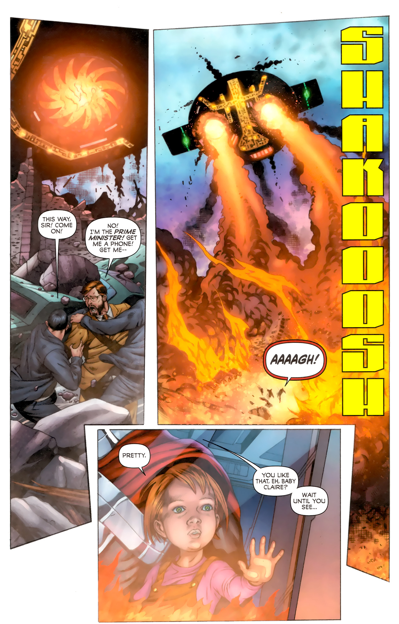 Read online Alpha Flight (2011) comic -  Issue #8 - 5