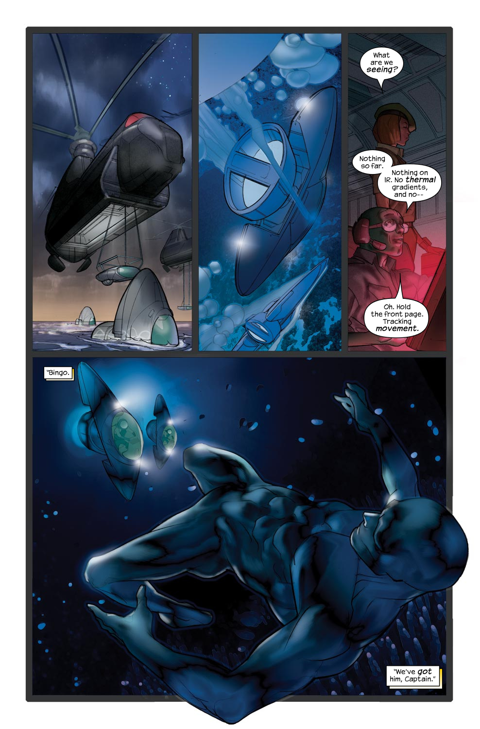 Read online Ultimate Fantastic Four (2004) comic -  Issue #43 - 17
