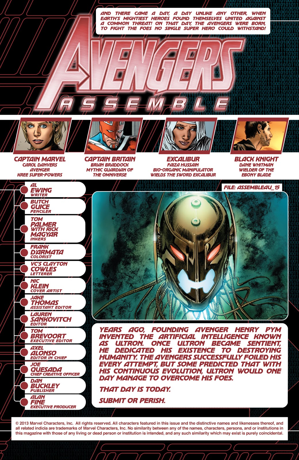 Read online Age of Ultron Companion comic -  Issue # TPB (Part 1) - 25
