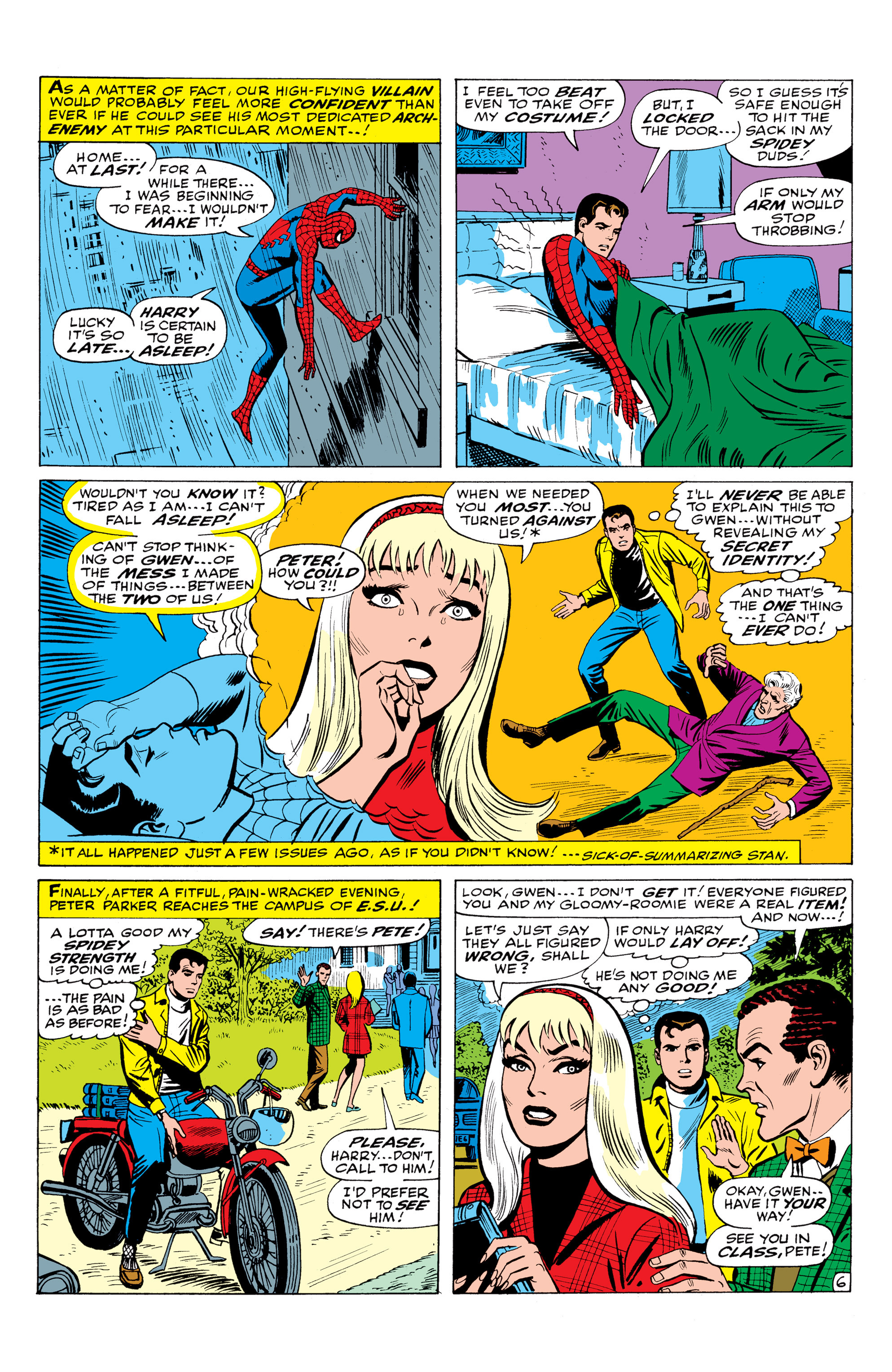 The Amazing Spider-Man (1963) 63 Page 6