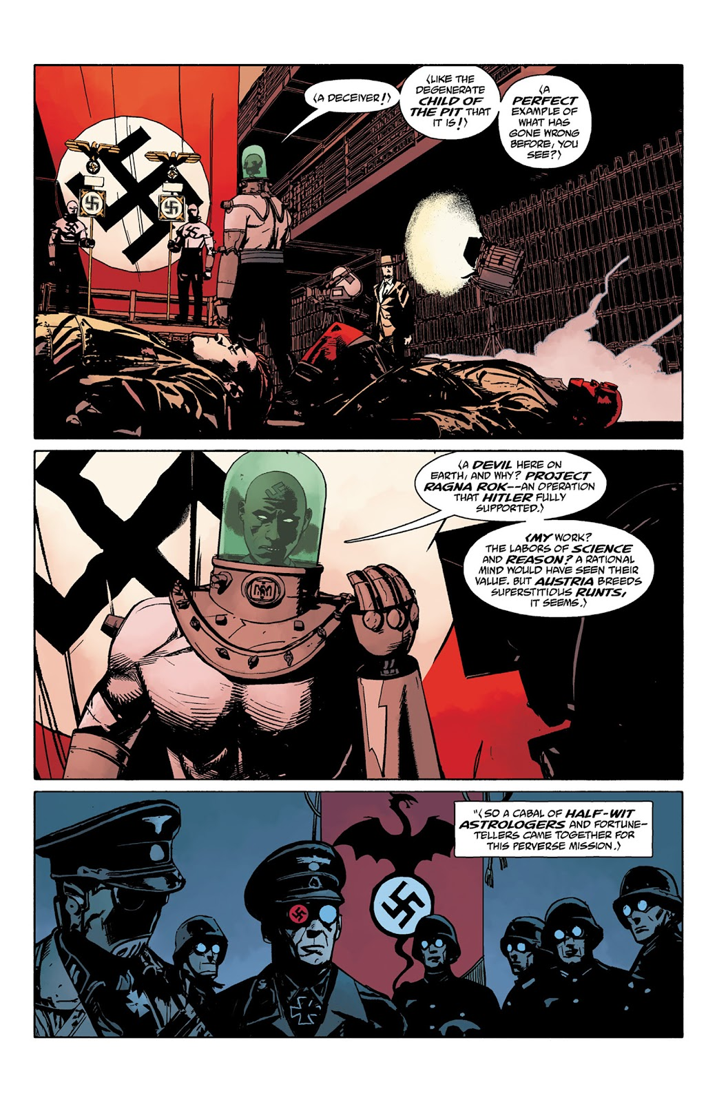 Read online Hellboy and the B.P.R.D. comic -  Issue # _TPB - 97