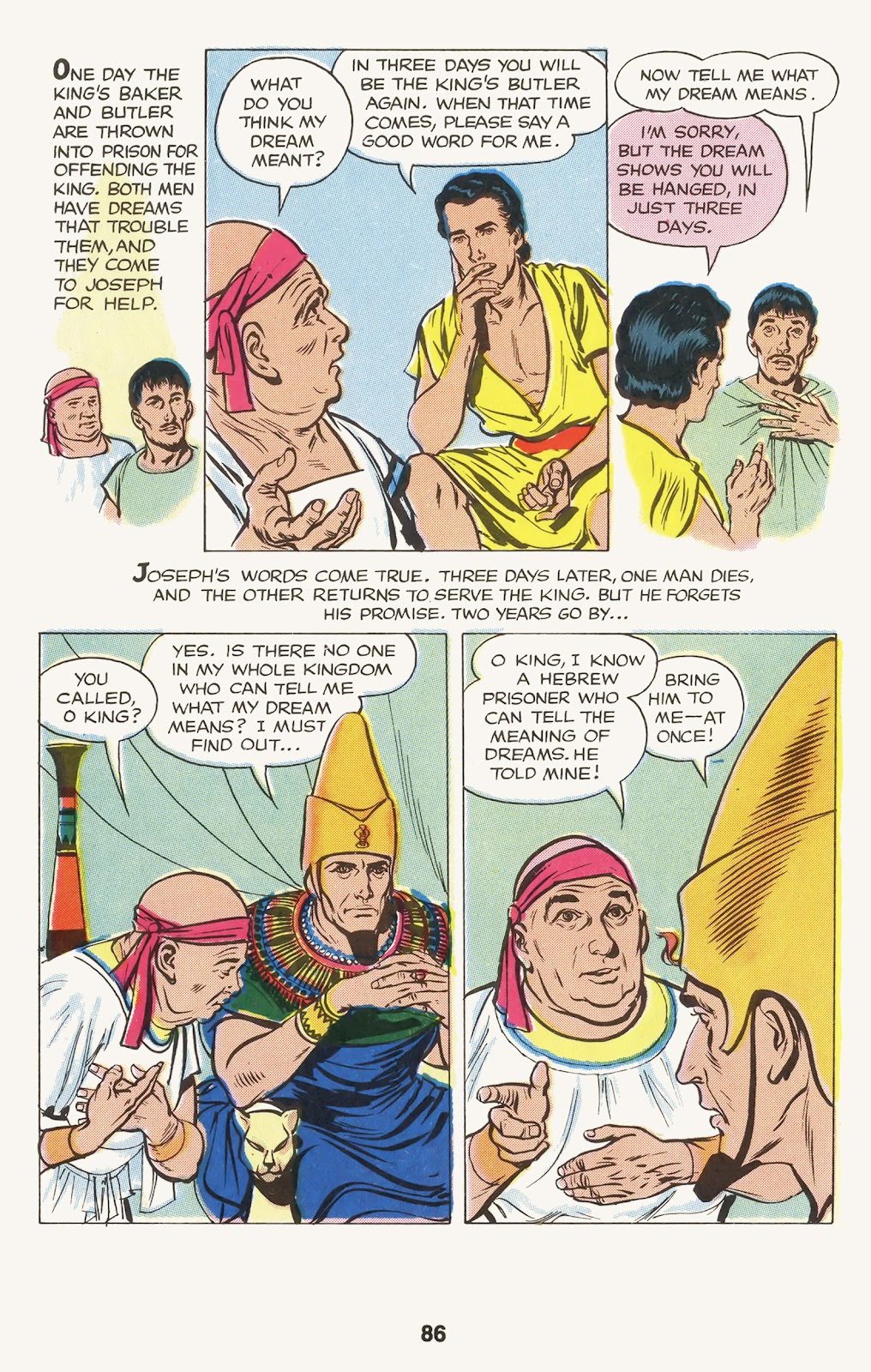 The Picture Bible issue TPB (Part 1) - Page 88
