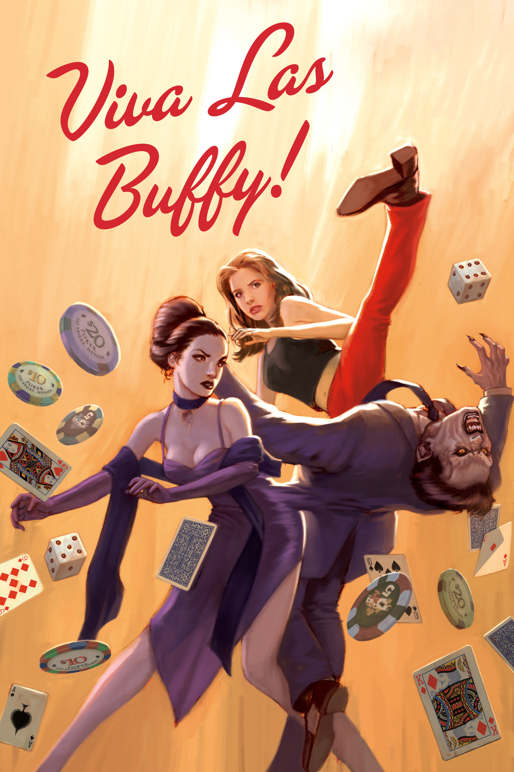 Read online Buffy the Vampire Slayer: Omnibus comic -  Issue # TPB 1 - 103