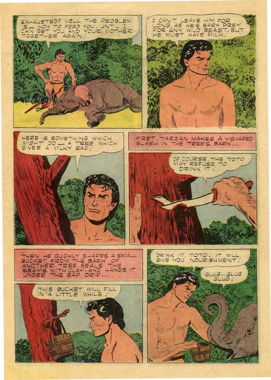 Tarzan (1948) issue 76 - Page 7
