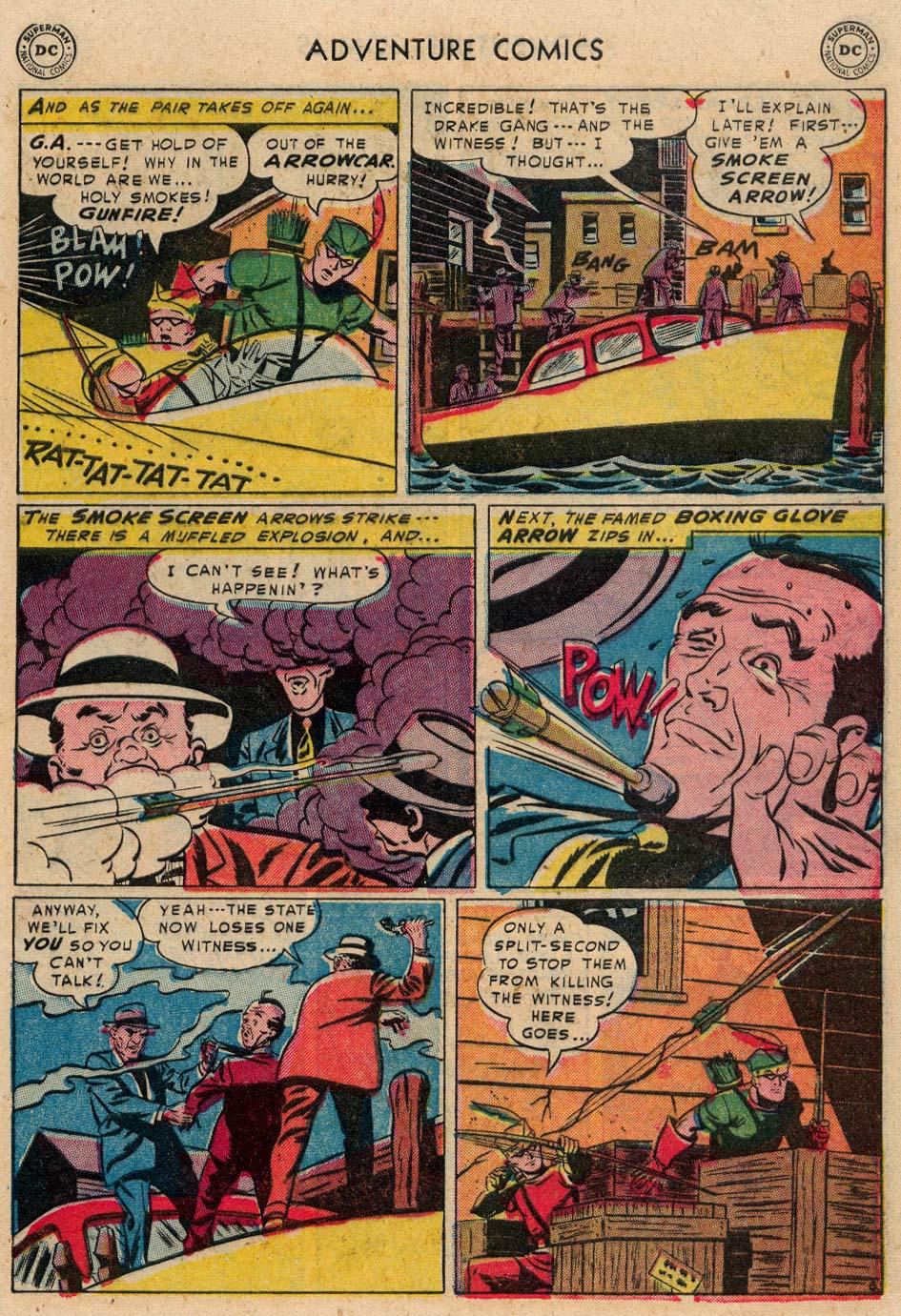 Read online Adventure Comics (1938) comic -  Issue #193 - 39