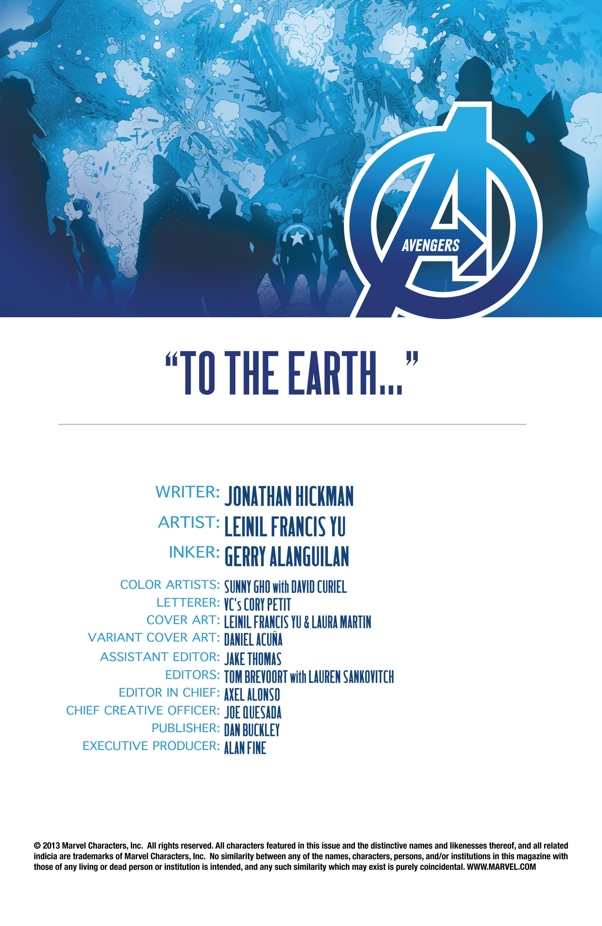 Read online Avengers (2013) comic -  Issue #Avengers (2013) _TPB 4 - 127