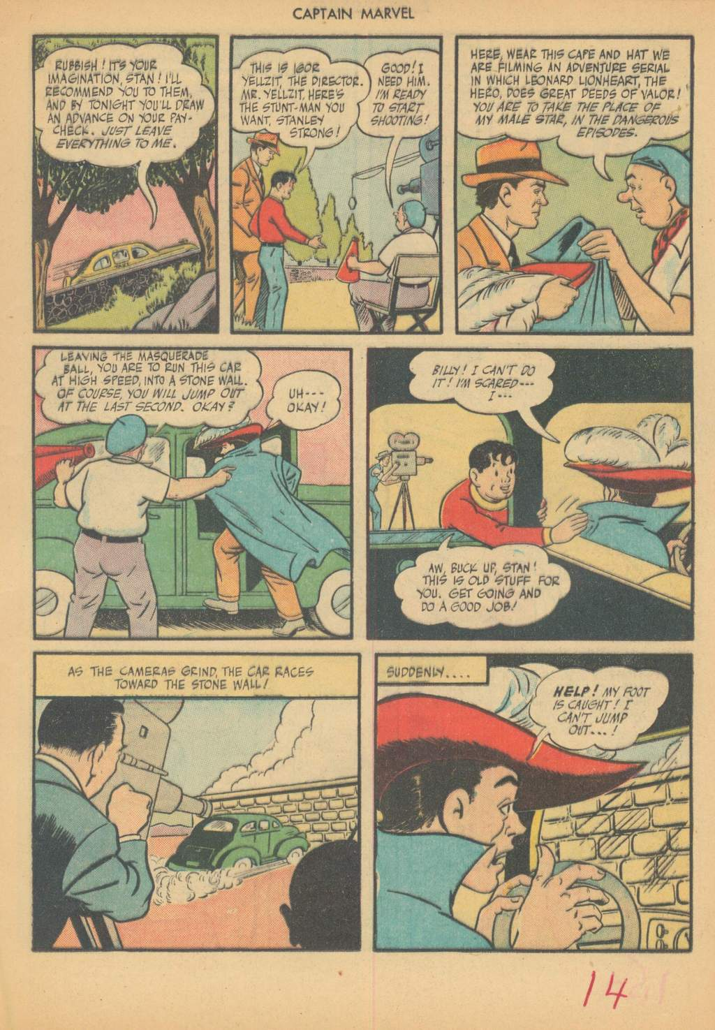 Captain Marvel Adventures issue 63 - Page 17