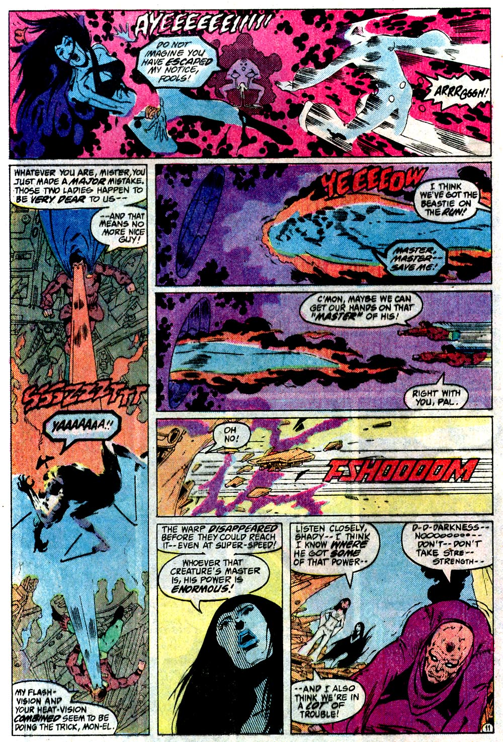 Legion of Super-Heroes (1980) 291 Page 11