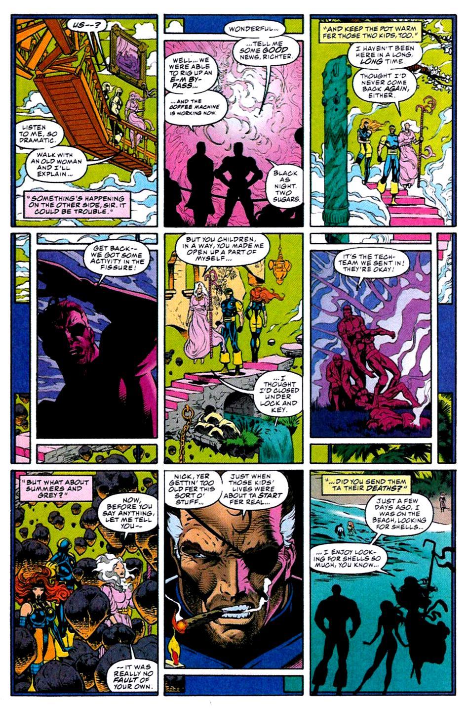 X-Men (1991) 35 Page 11