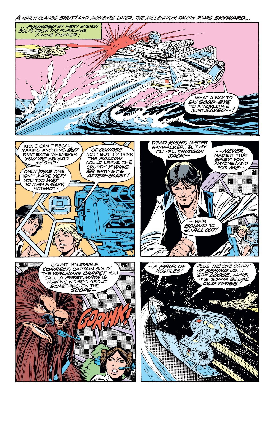 Read online Star Wars Legends: The Original Marvel Years - Epic Collection comic -  Issue # TPB 1 (Part 3) - 68