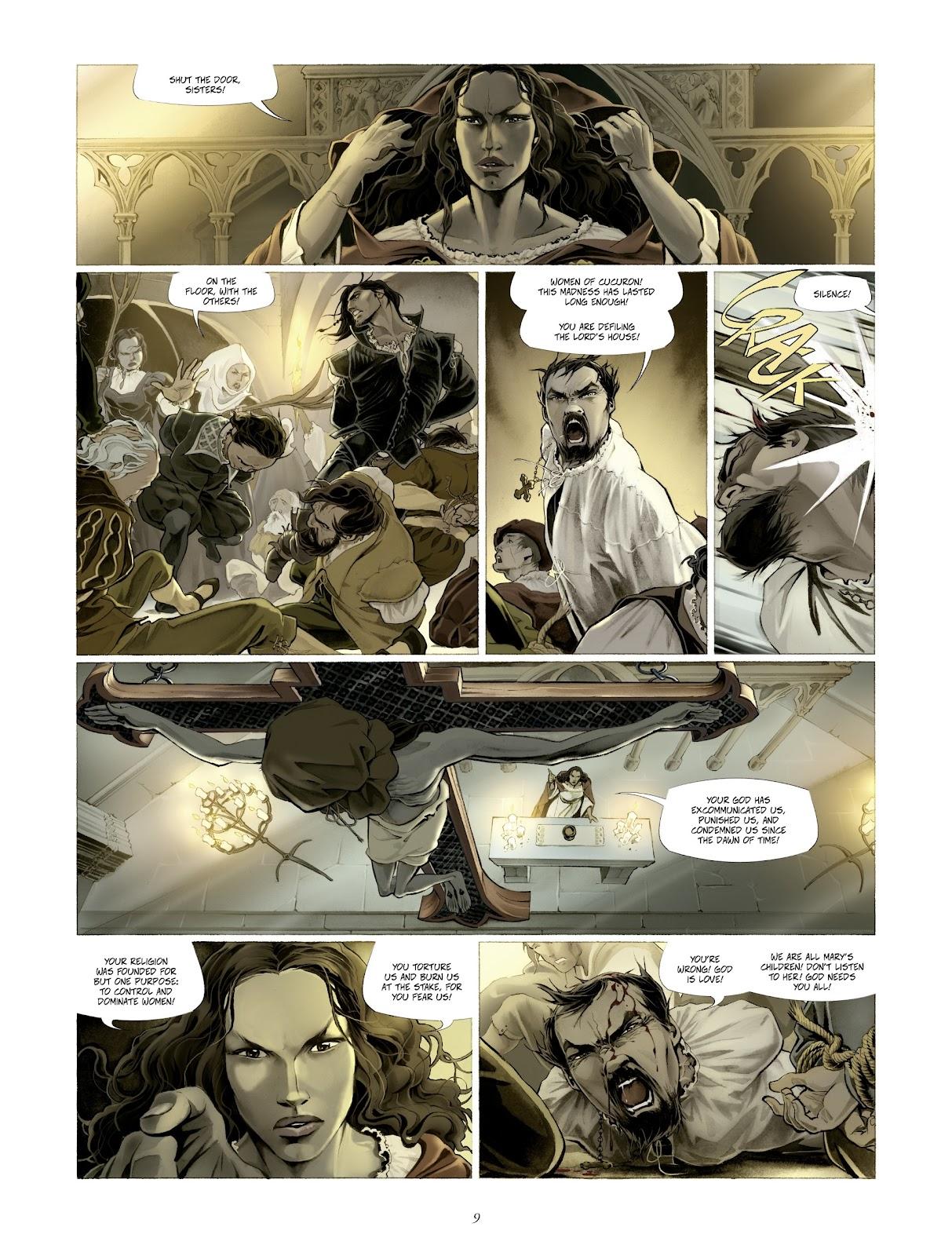 Read online Arthus Trivium comic -  Issue #4 - 11