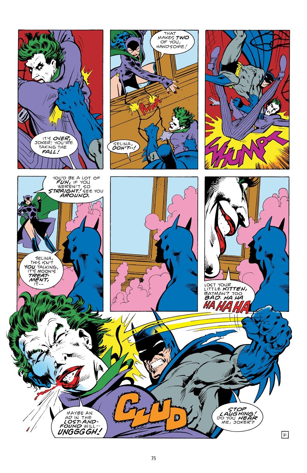 Read online Detective Comics (1937) comic -  Issue # _TPB Batman - The Dark Knight Detective 1 (Part 1) - 75