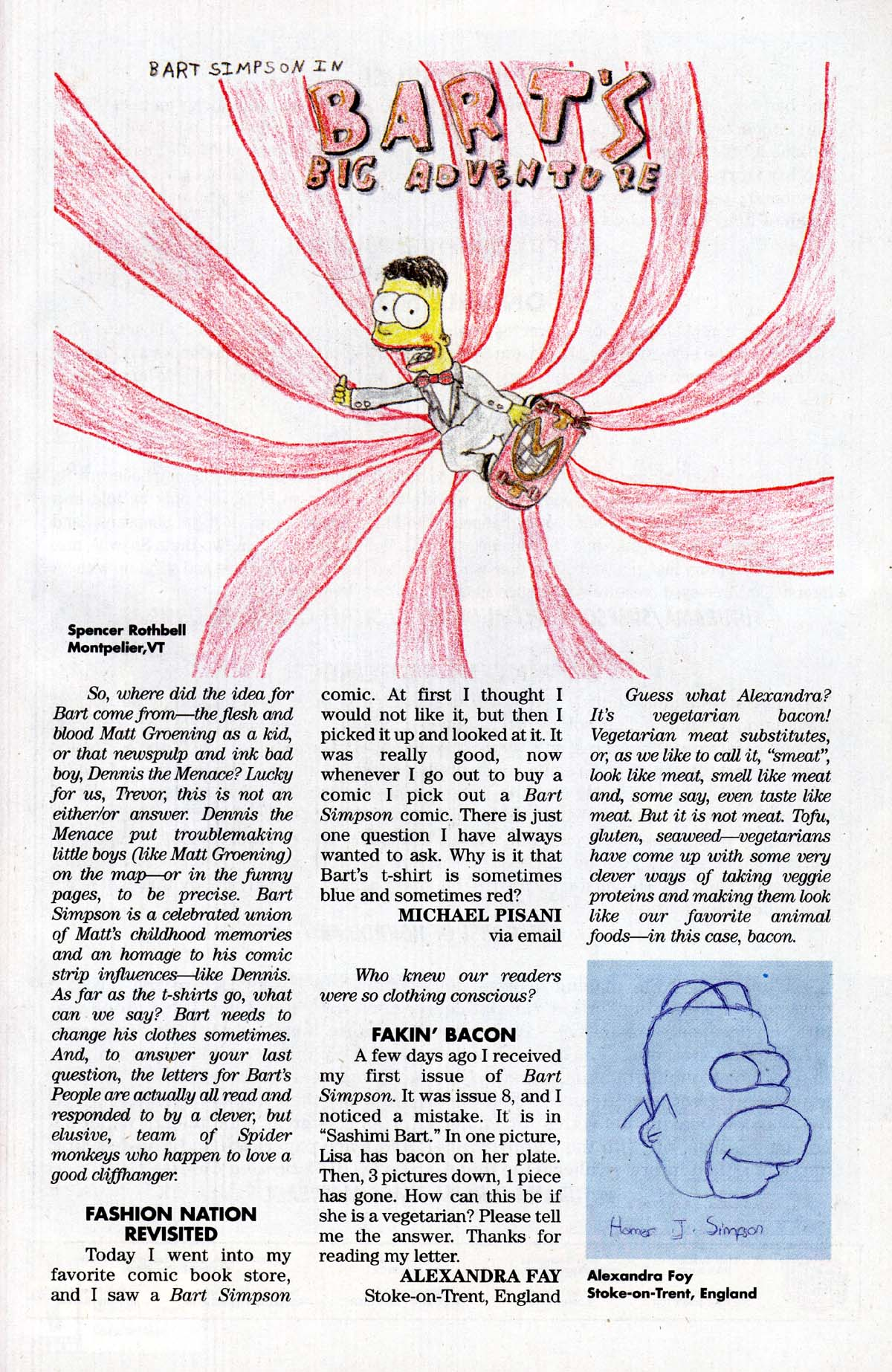 Read online Simpsons Comics Presents Bart Simpson comic -  Issue #9 - 30
